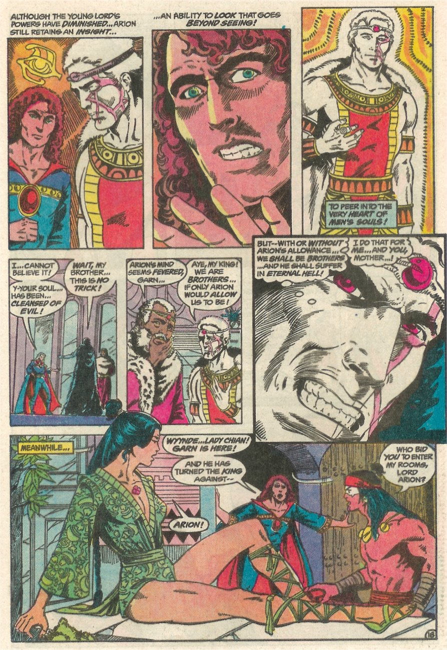 Read online Arion, Lord of Atlantis comic -  Issue #23 - 19
