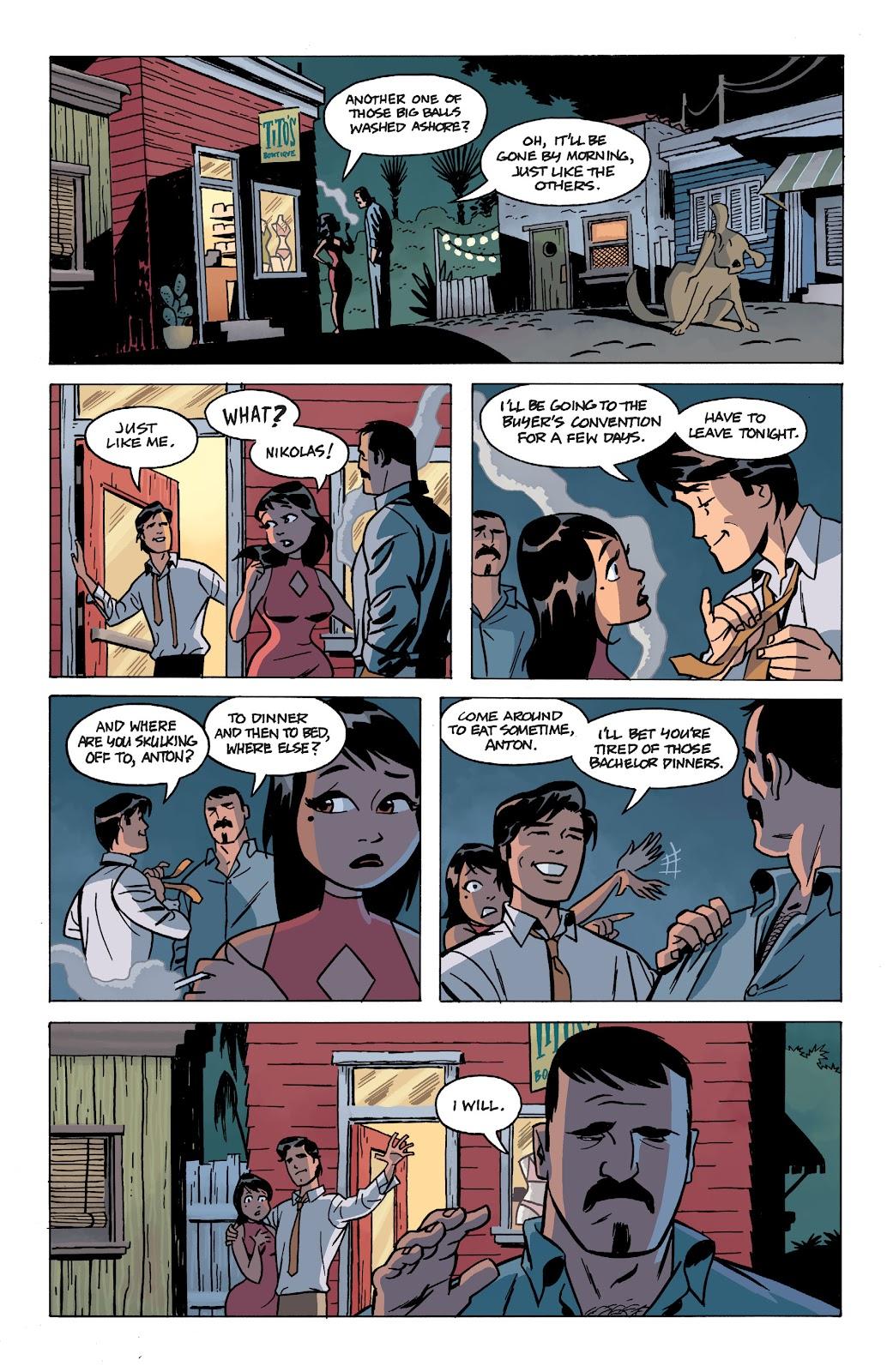 Read online The Twilight Children comic -  Issue #1 - 12