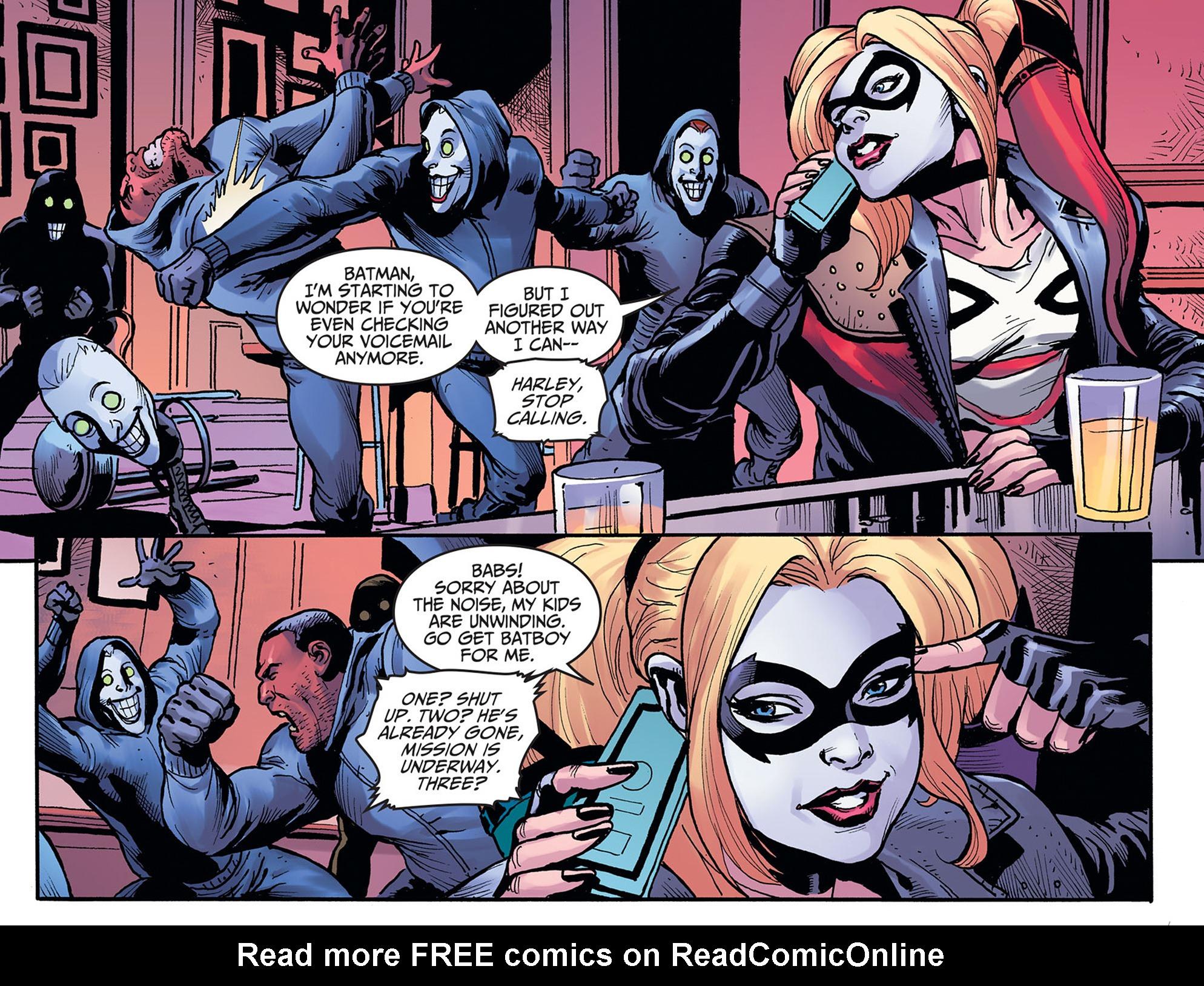 Read online Injustice: Ground Zero comic -  Issue #9 - 6