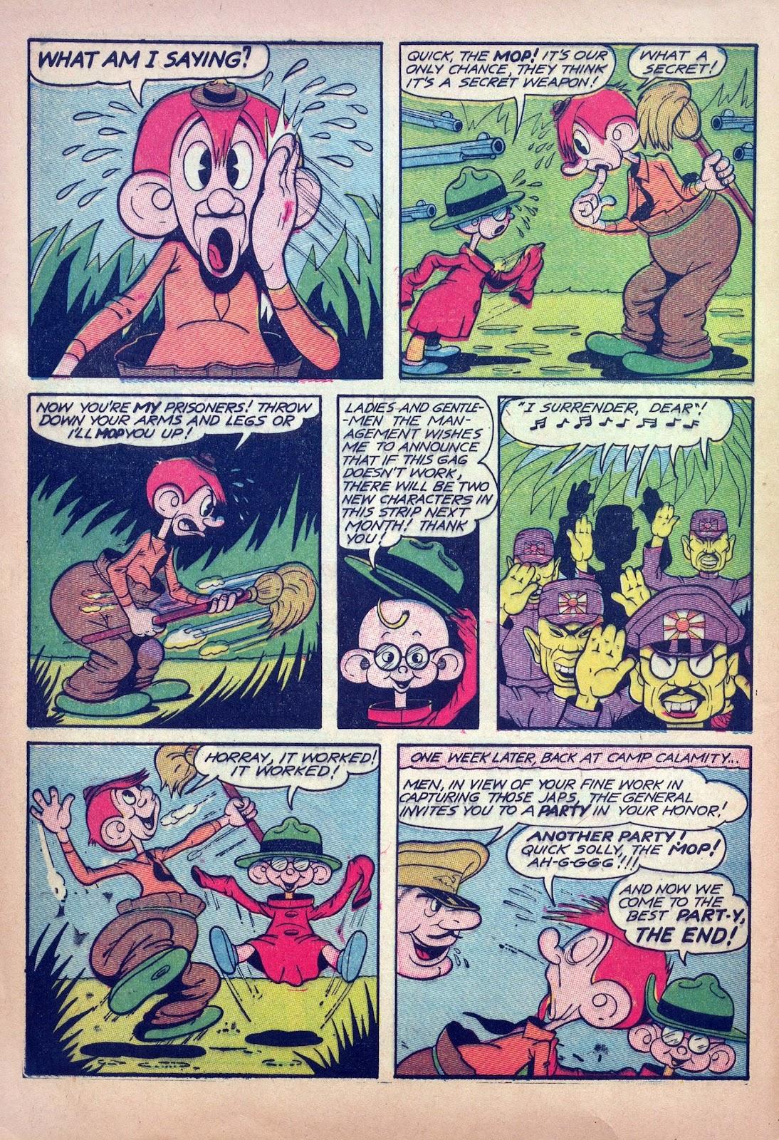 Read online Joker Comics comic -  Issue #14 - 56
