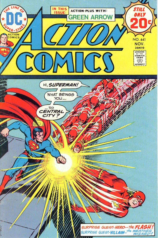 Action Comics (1938) 441 Page 0