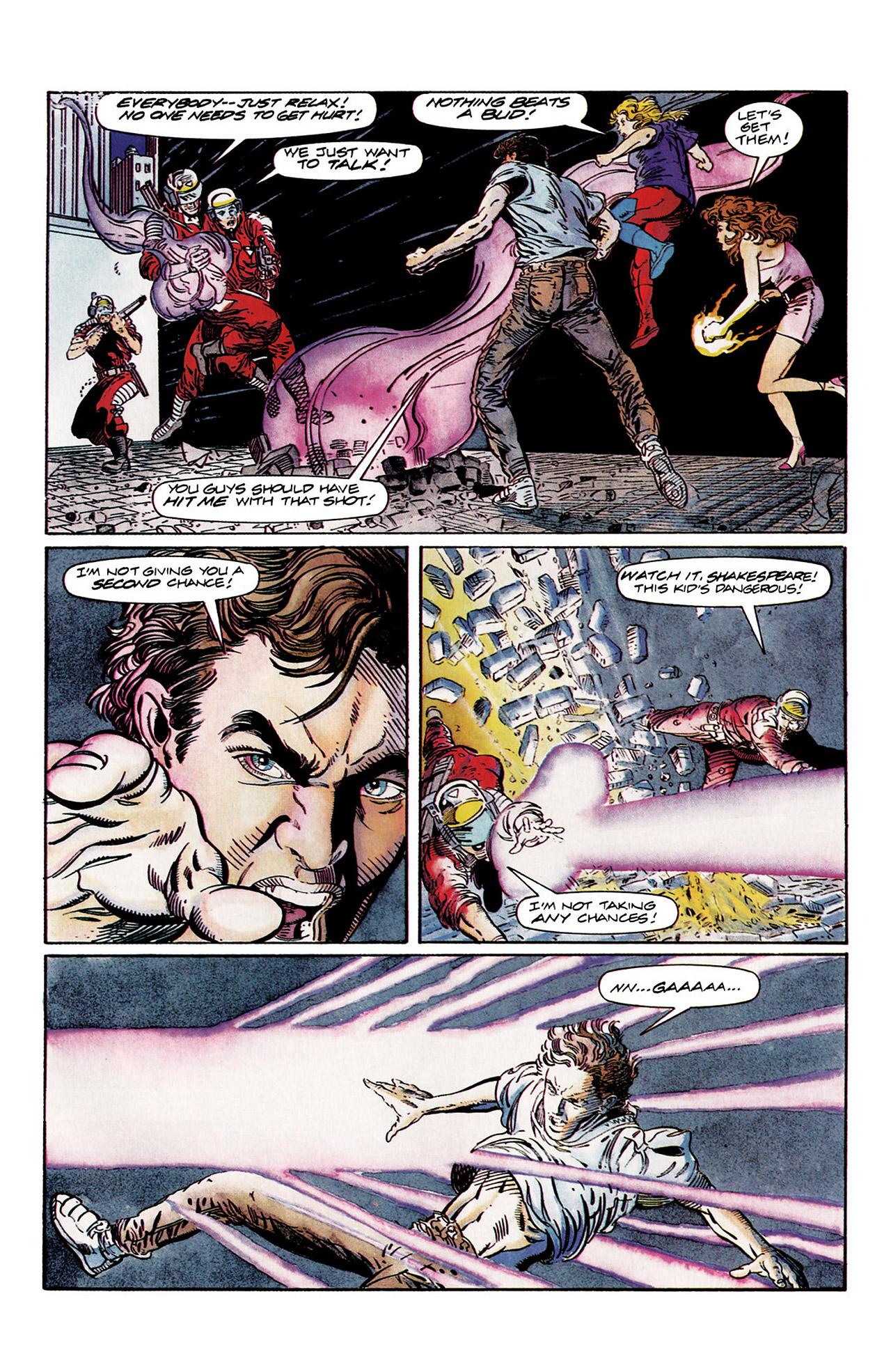 Read online Harbinger (1992) comic -  Issue #10 - 20