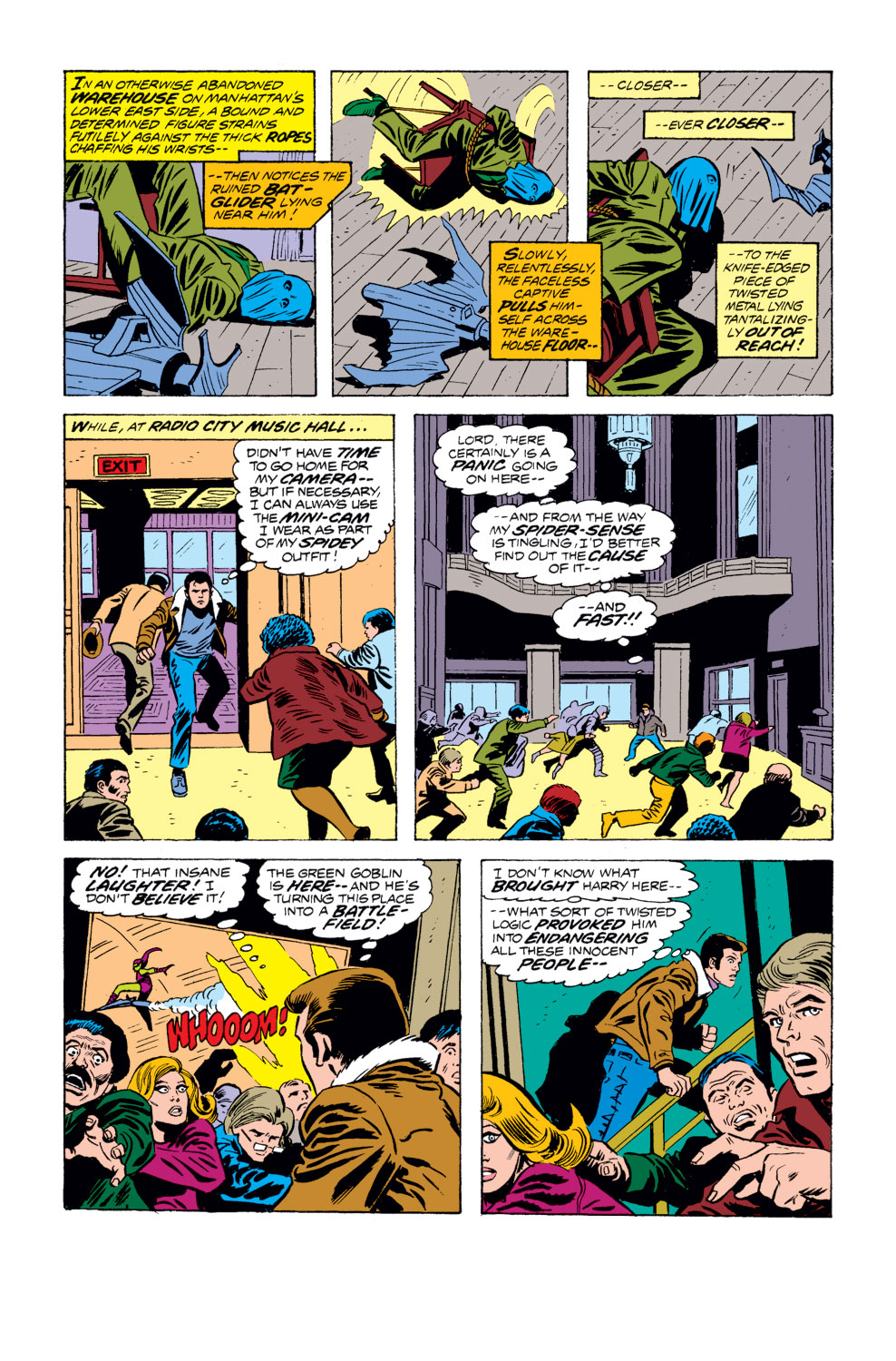 The Amazing Spider-Man (1963) 179 Page 12