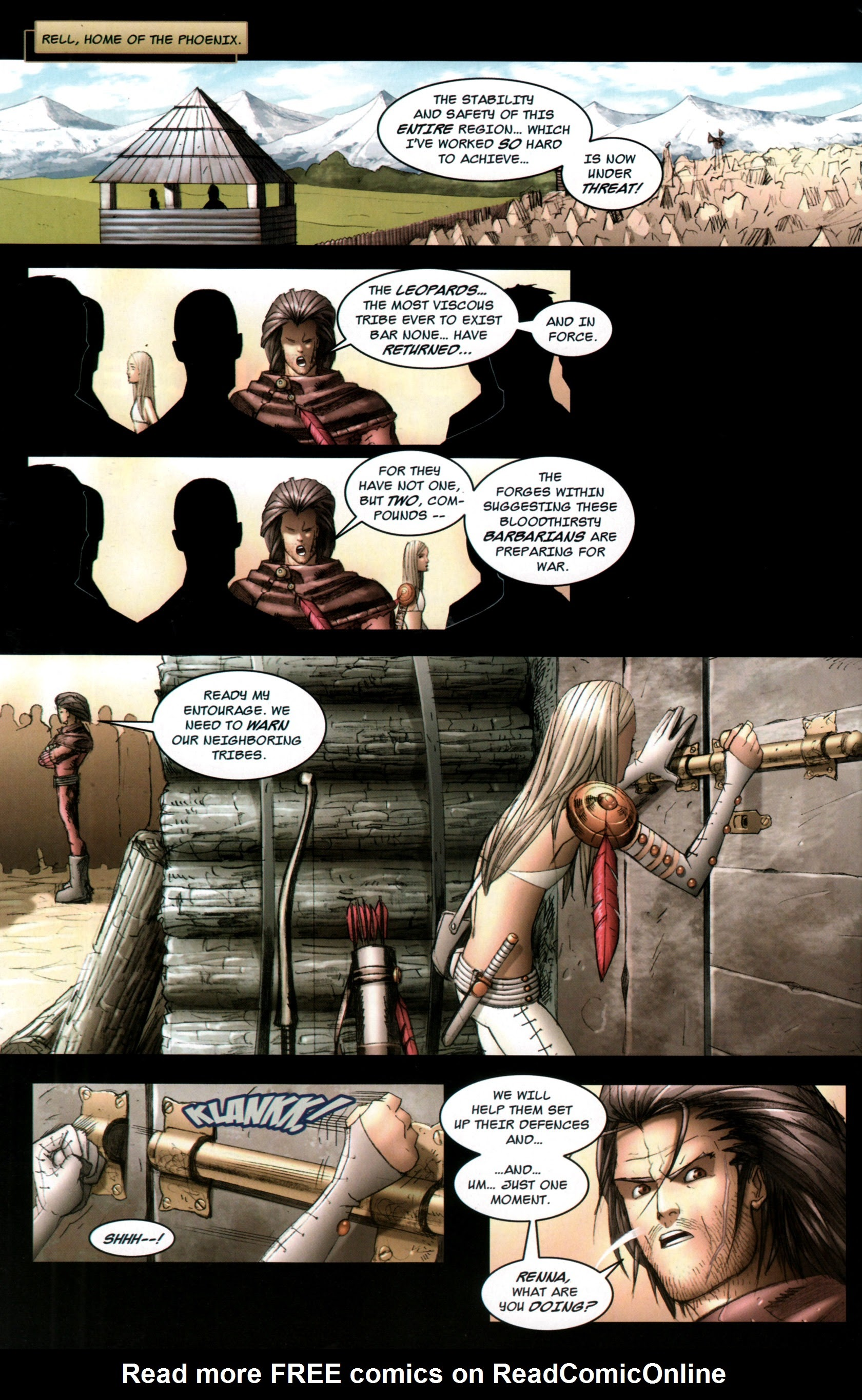 Read online Abiding Perdition comic -  Issue #2 - 33
