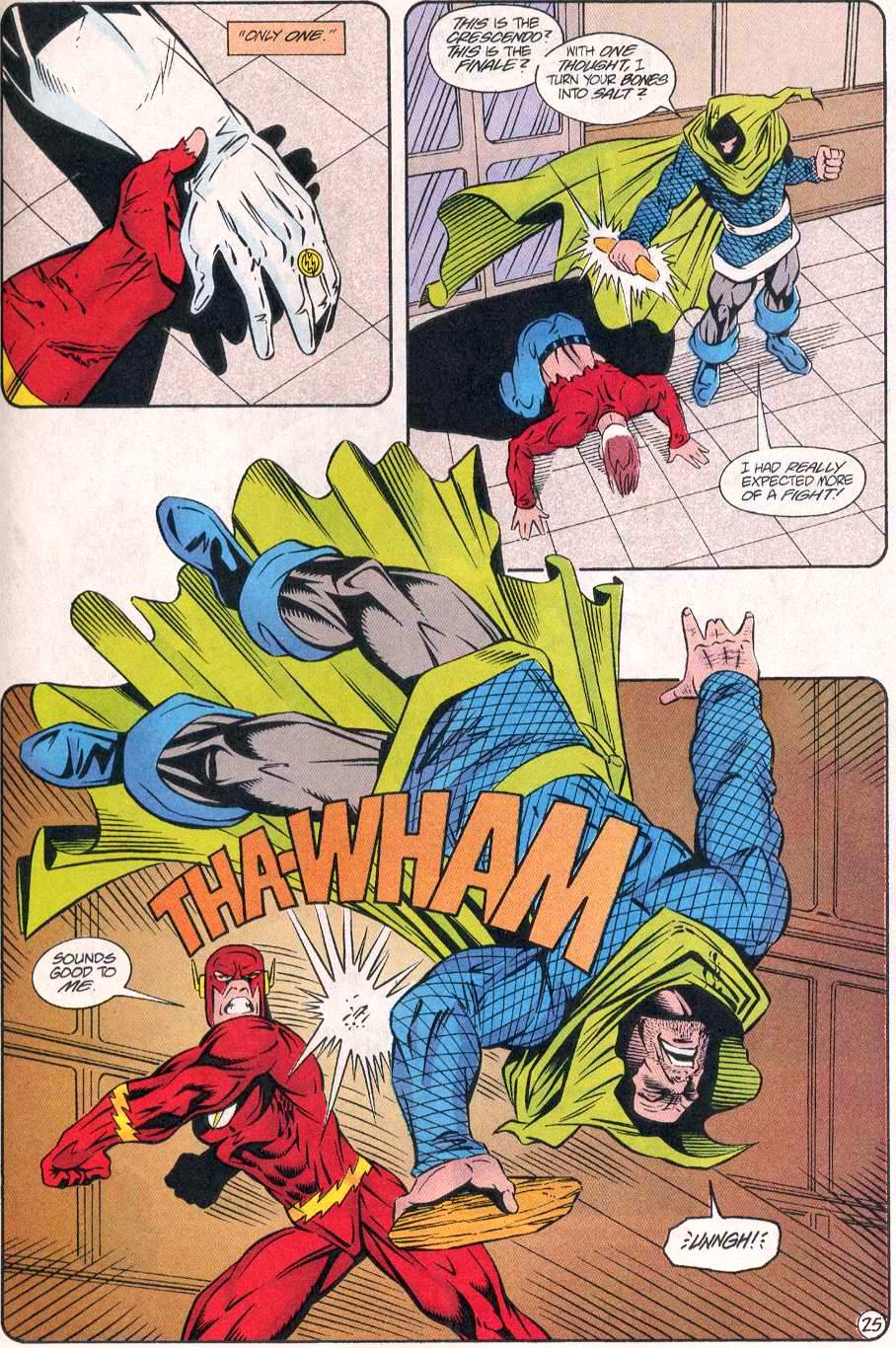 Read online The Flash (1987) comic -  Issue # _Annual 8 - 26
