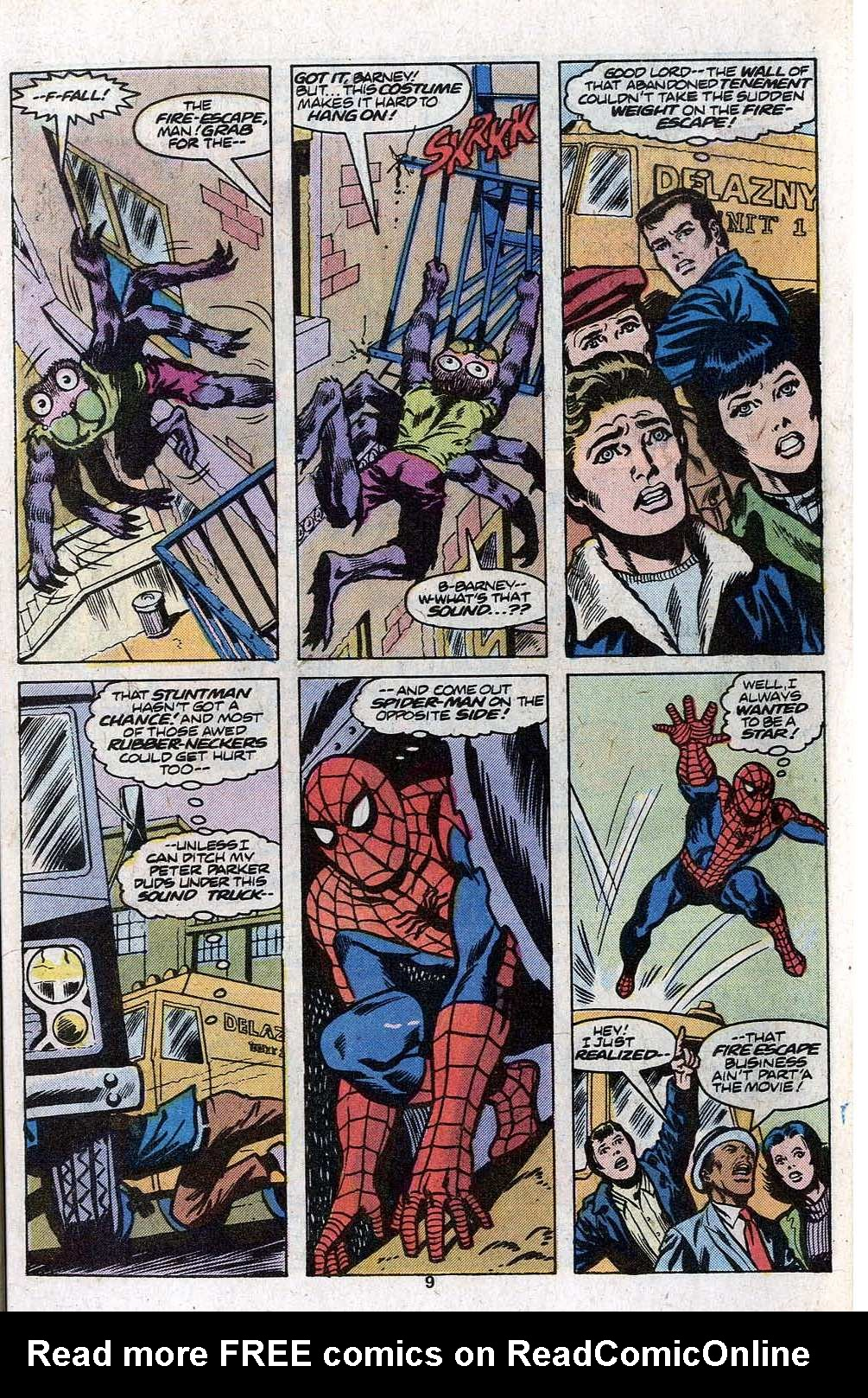 The Amazing Spider-Man (1963) _Annual_11 Page 10