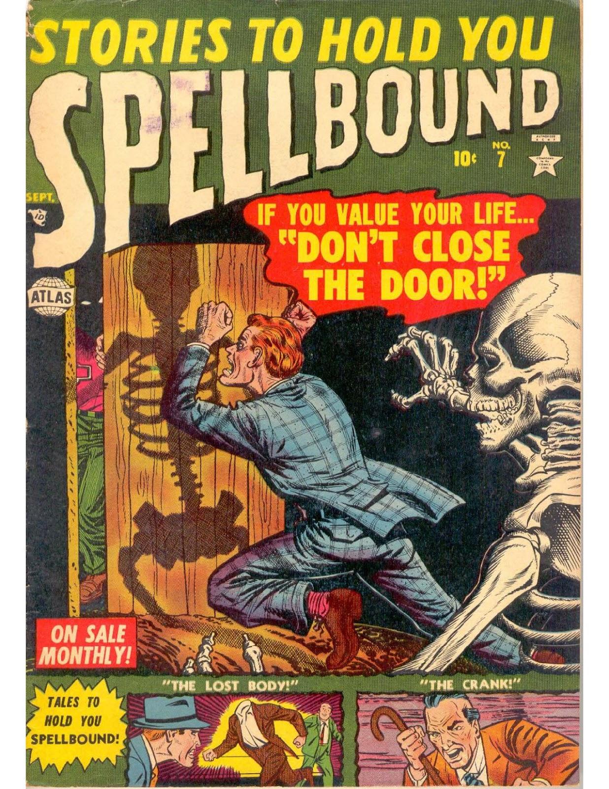 Spellbound (1952) issue 7 - Page 1