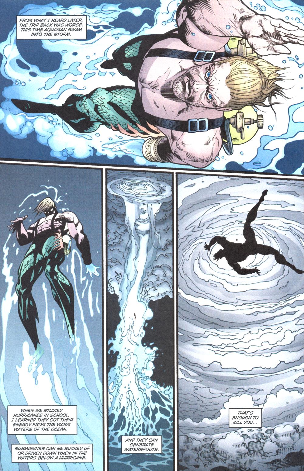 Read online Aquaman (2003) comic -  Issue #13 - 17