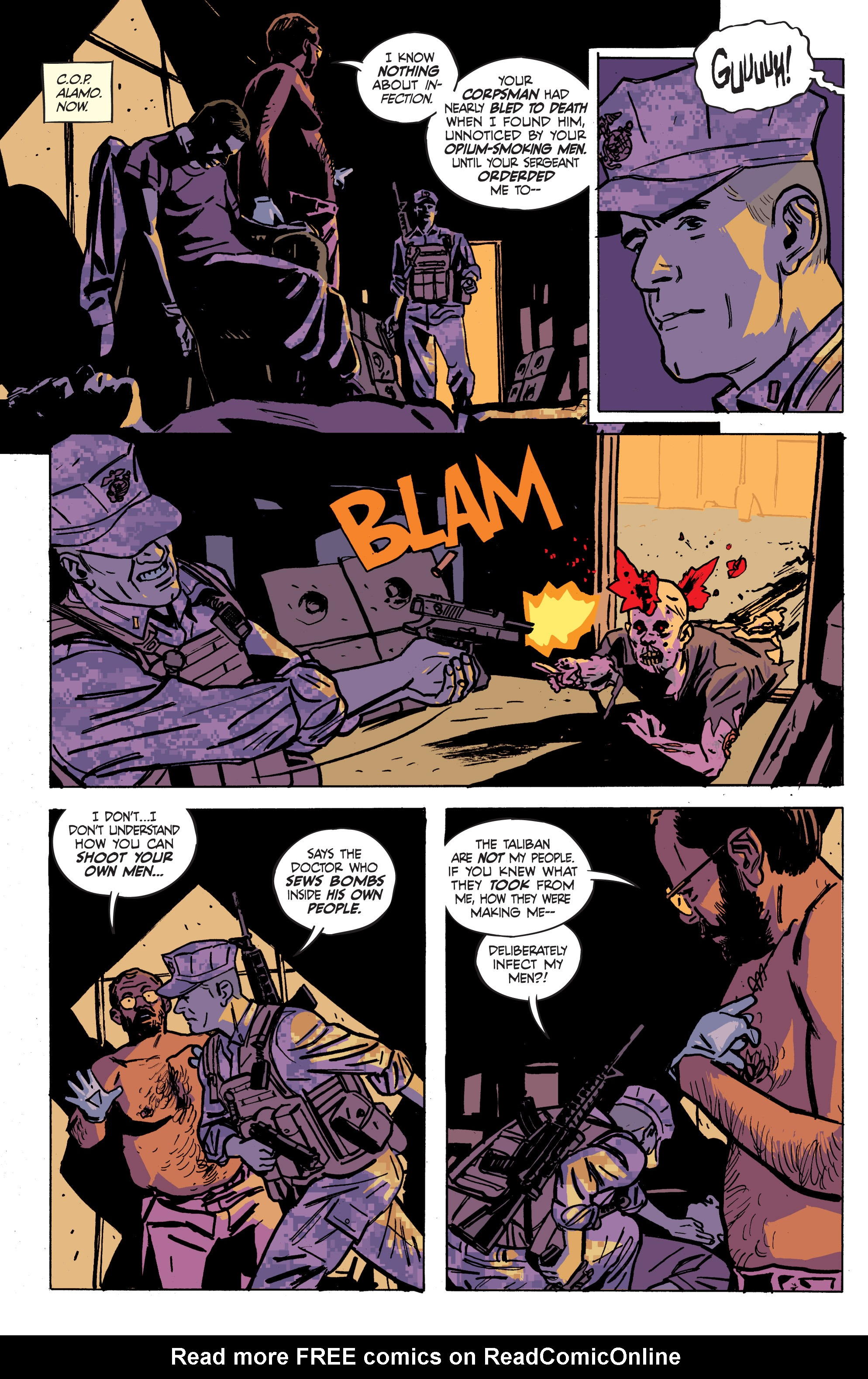 Read online Graveyard of Empires comic -  Issue # TPB - 71