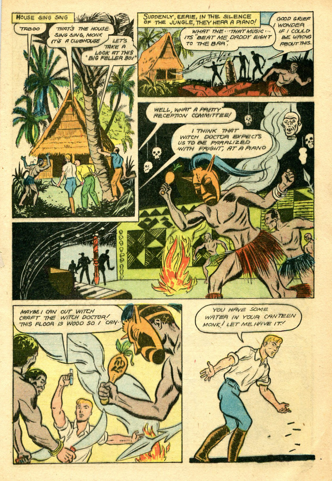 Read online Shadow Comics comic -  Issue #44 - 30