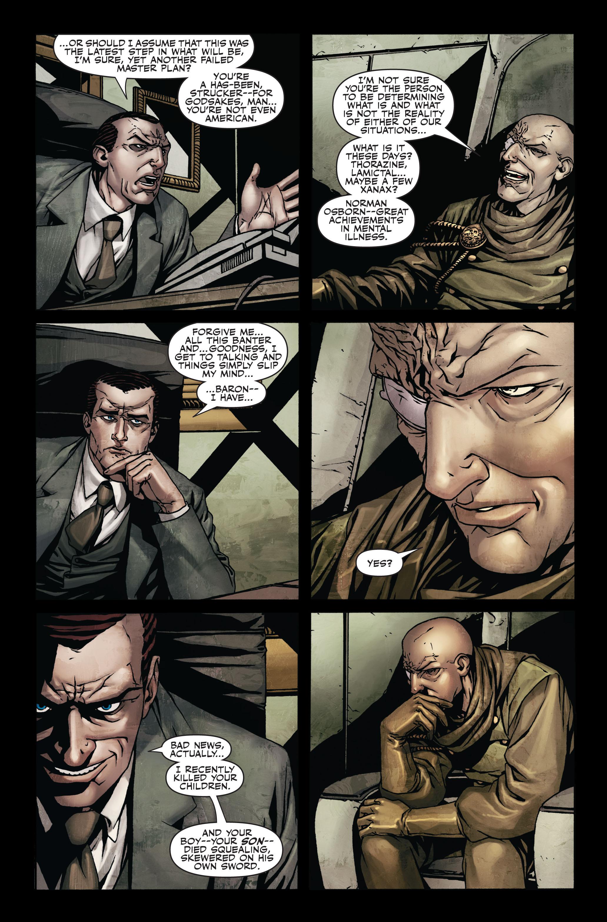 Read online Secret Warriors comic -  Issue #7 - 12