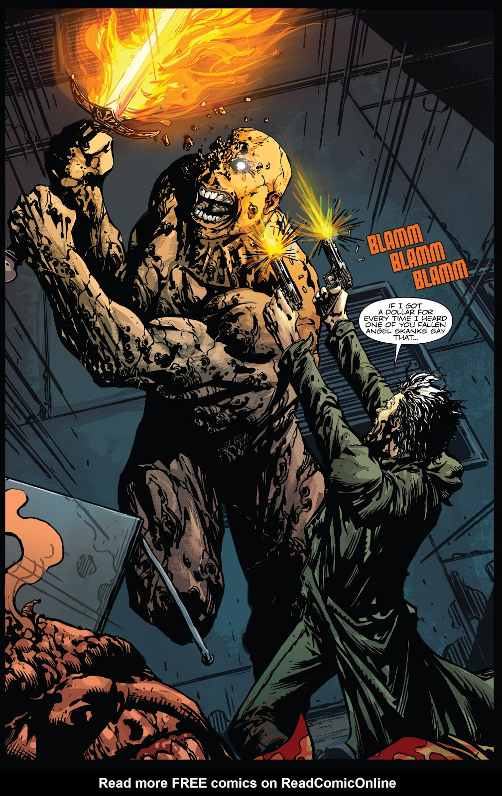 Read online Vampirella Strikes comic -  Issue #1 - 21
