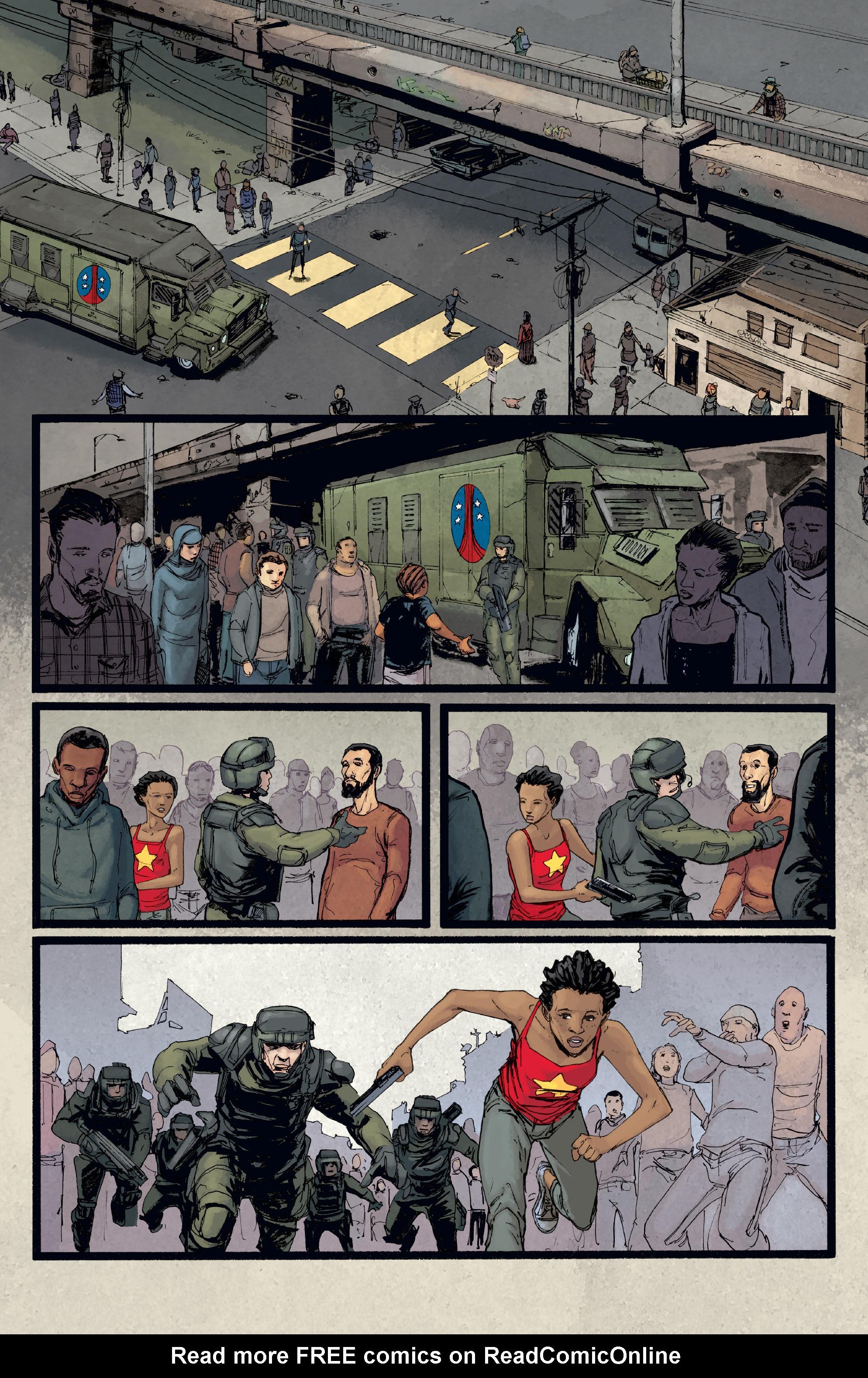 Read online Aliens: Defiance comic -  Issue #8 - 13