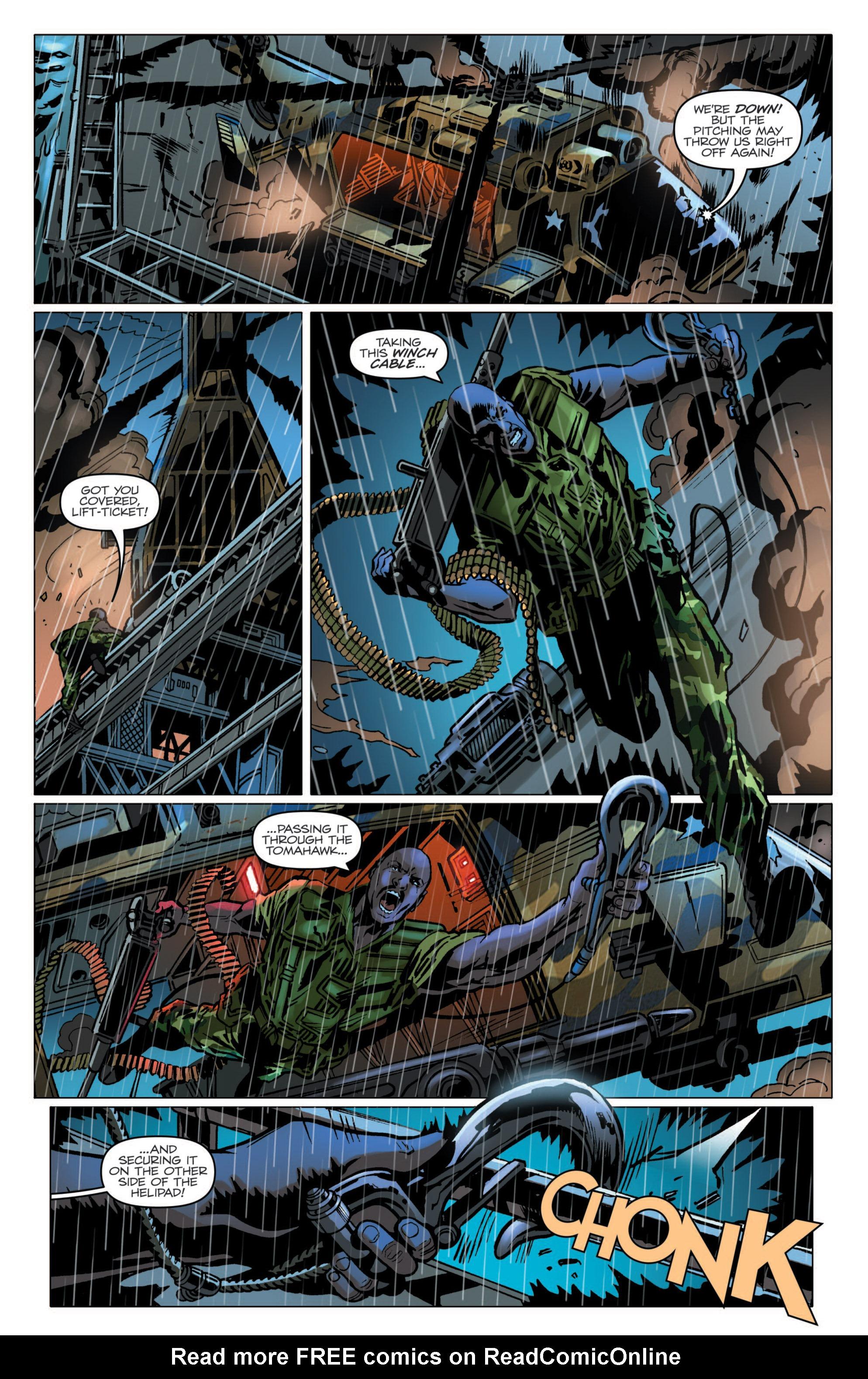 G.I. Joe: A Real American Hero 189 Page 14