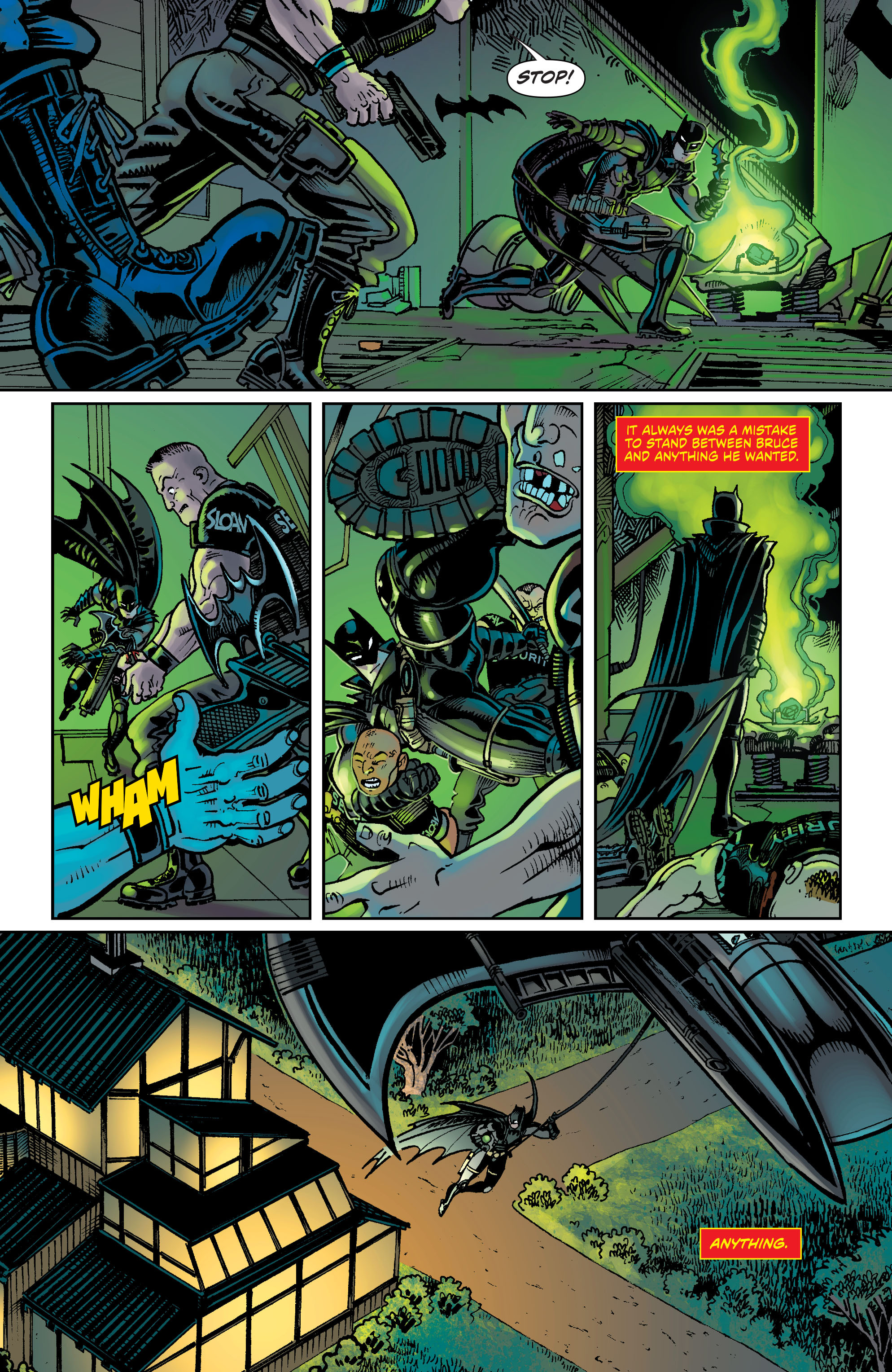 Read online Worlds' Finest comic -  Issue #31 - 19