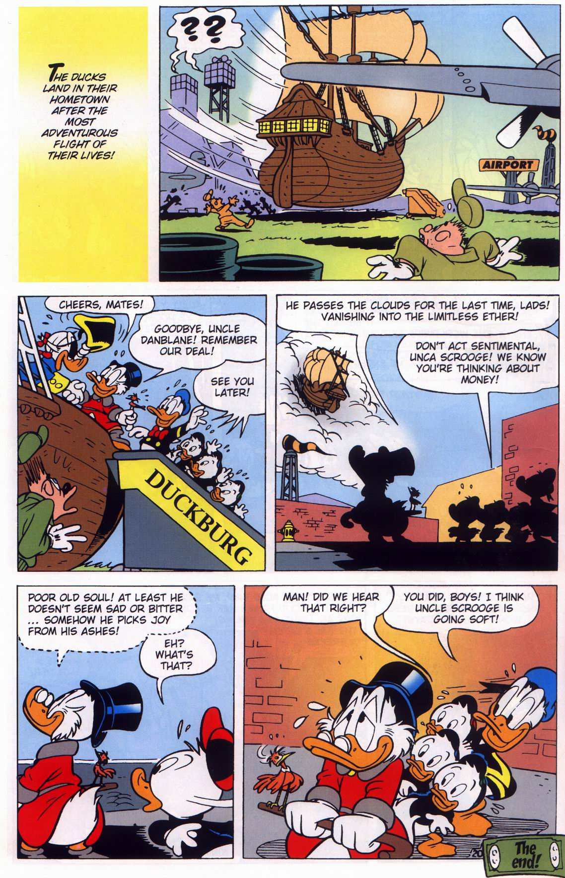Read online Uncle Scrooge (1953) comic -  Issue #316 - 24
