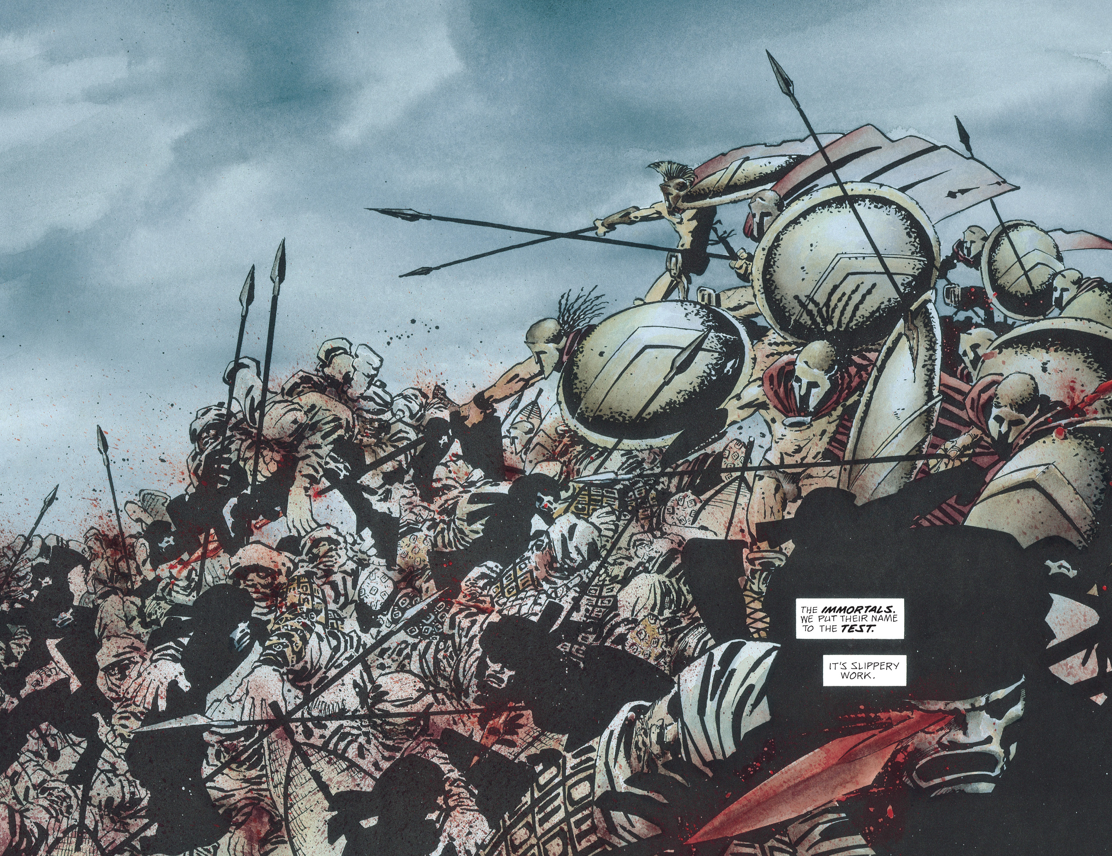 Read online 300 comic -  Issue #300 TPB - 59