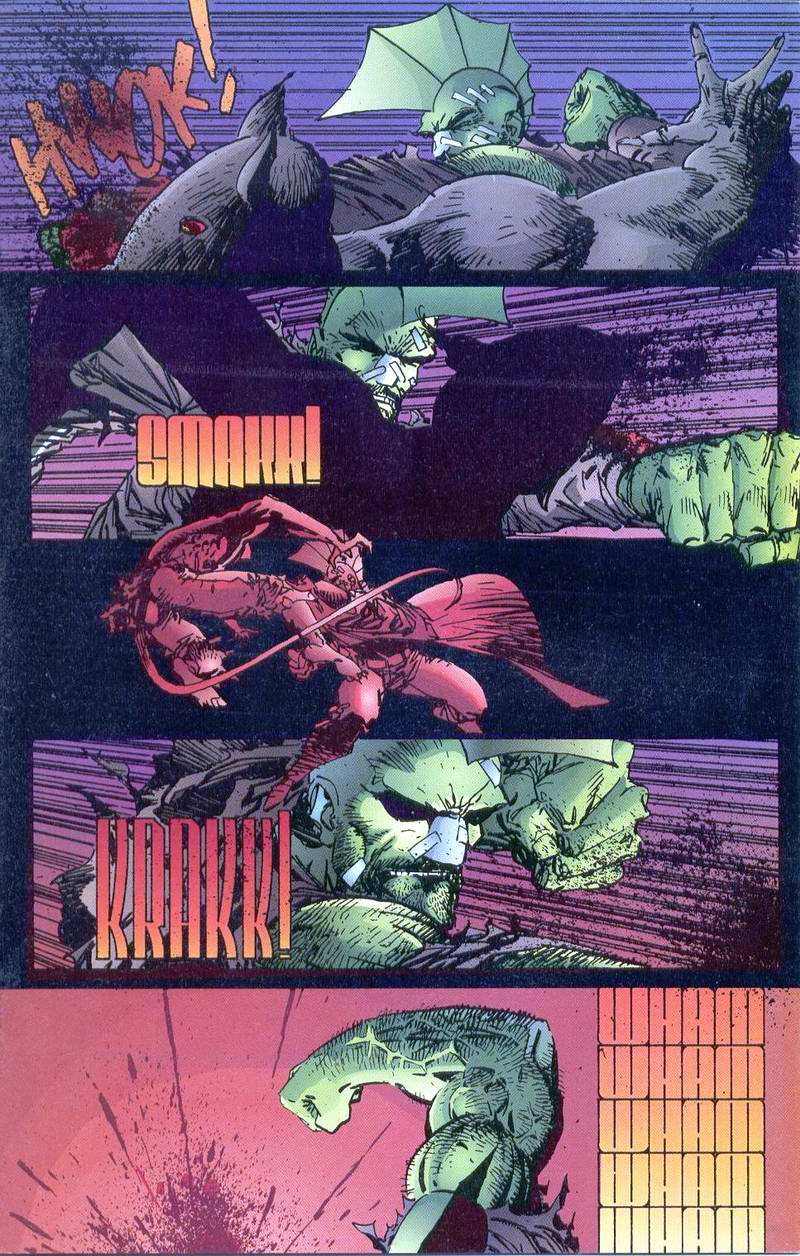 The Savage Dragon (1993) Issue #1 #3 - English 19