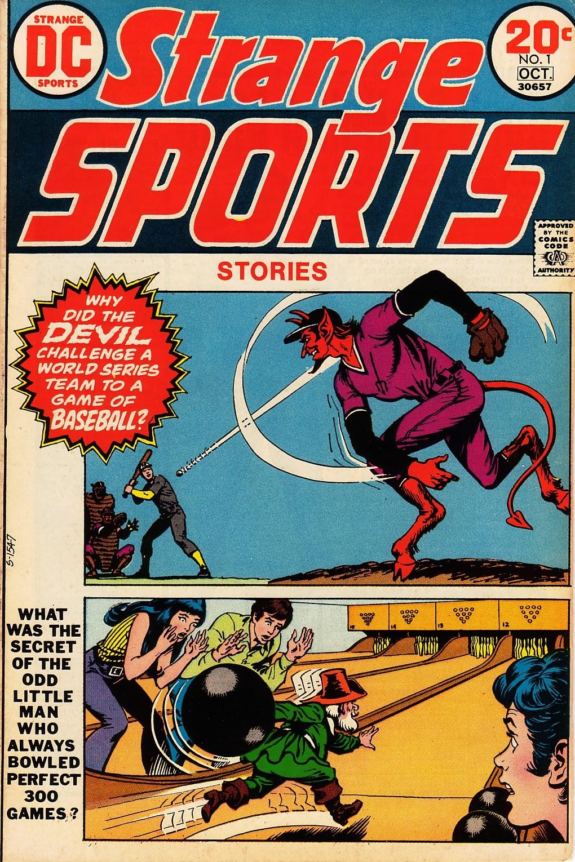Strange Sports Stories (1973) 1 Page 1