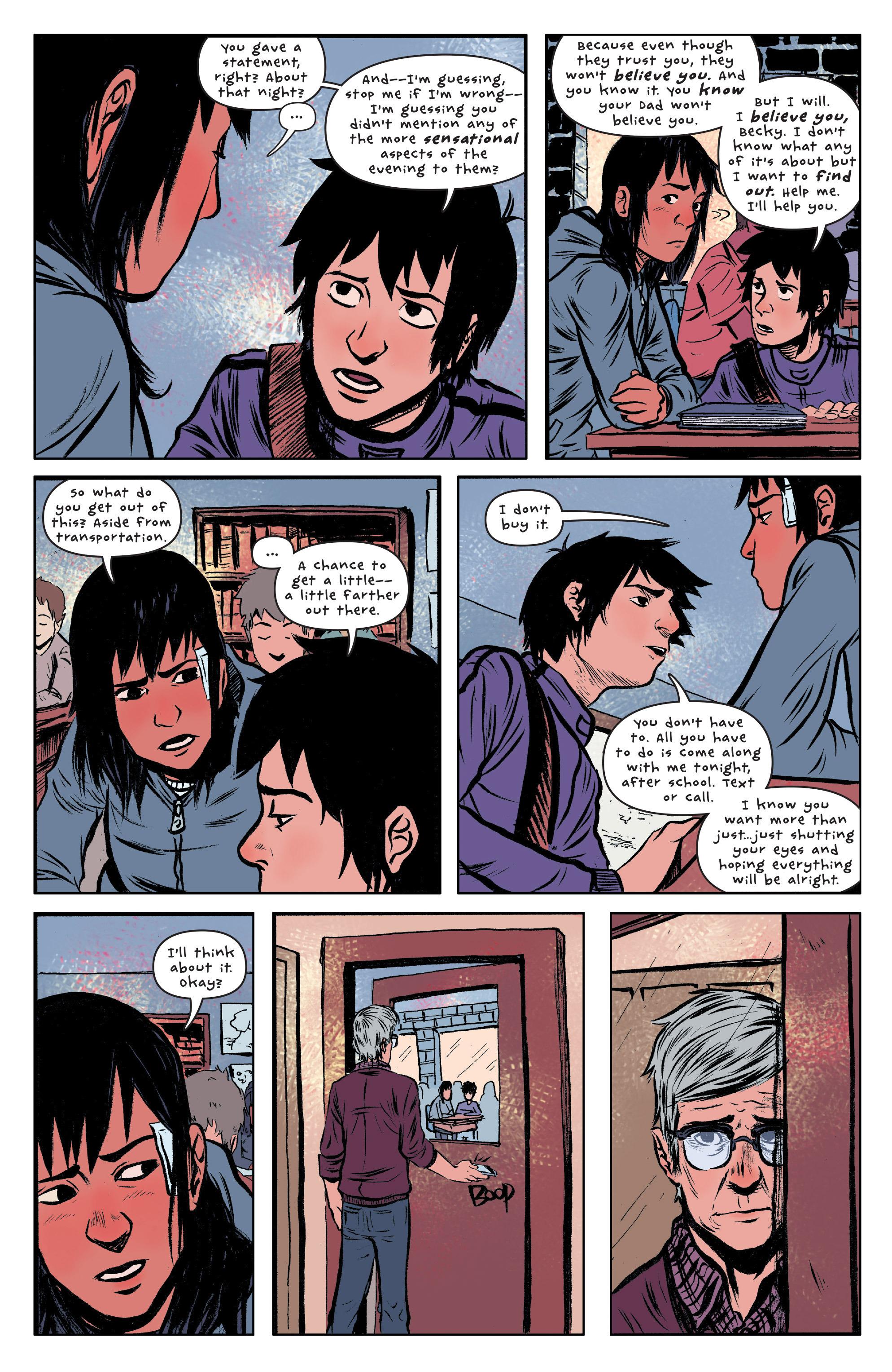 Read online UFOlogy comic -  Issue #3 - 15