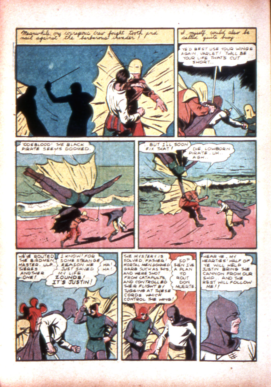 Sensation (Mystery) Comics issue 17 - Page 52