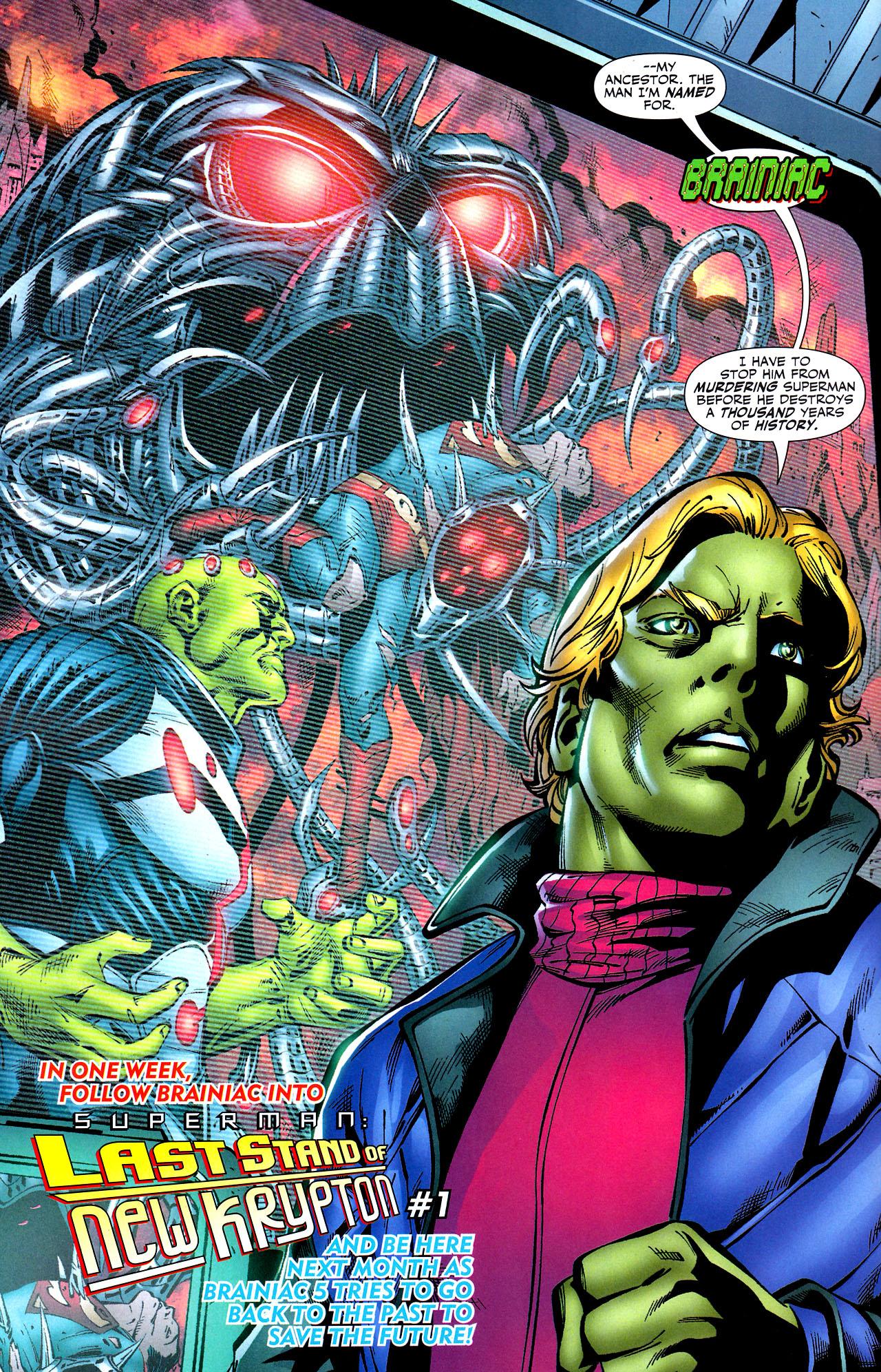 Read online Adventure Comics (2009) comic -  Issue #8 - 11