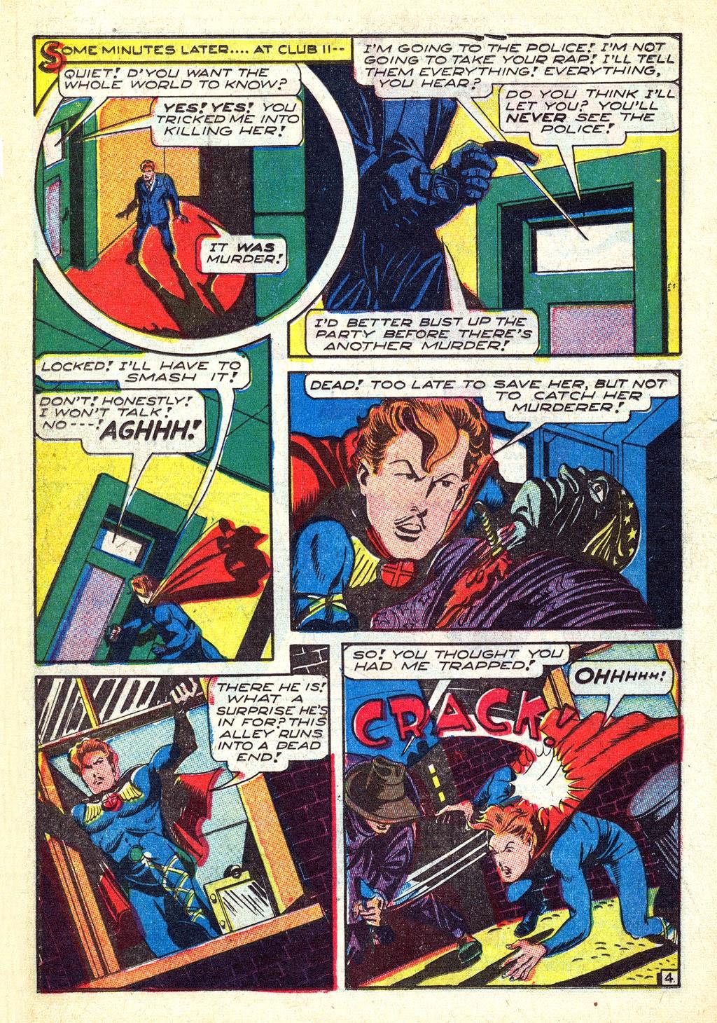 Read online Mystic Comics (1944) comic -  Issue #3 - 14