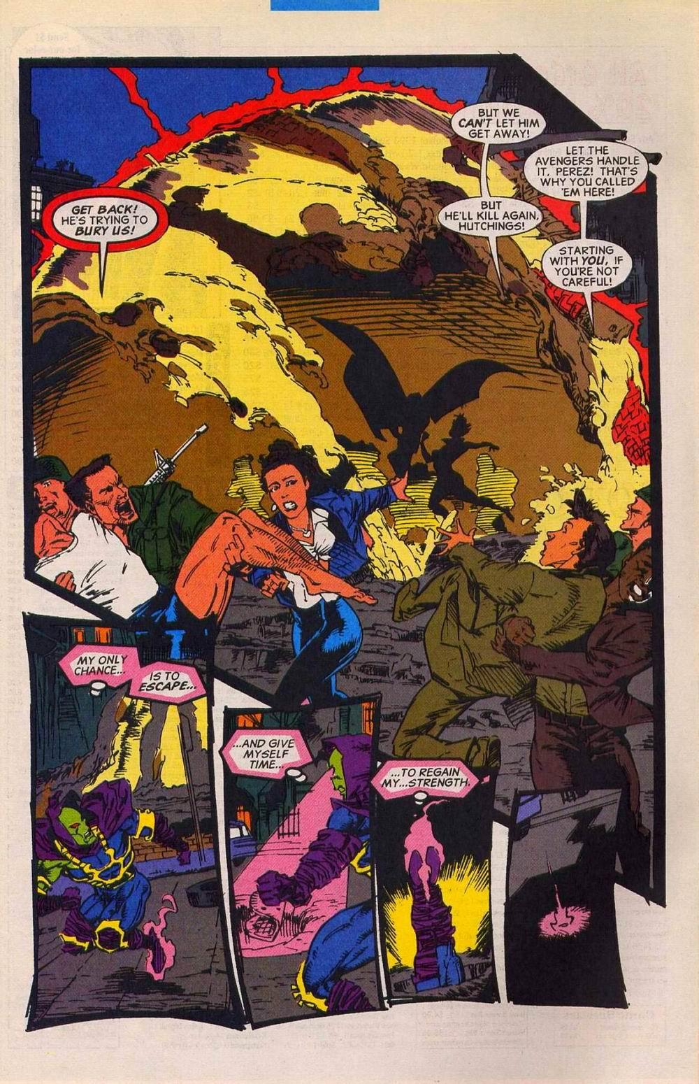 Read online Sleepwalker comic -  Issue #27 - 21