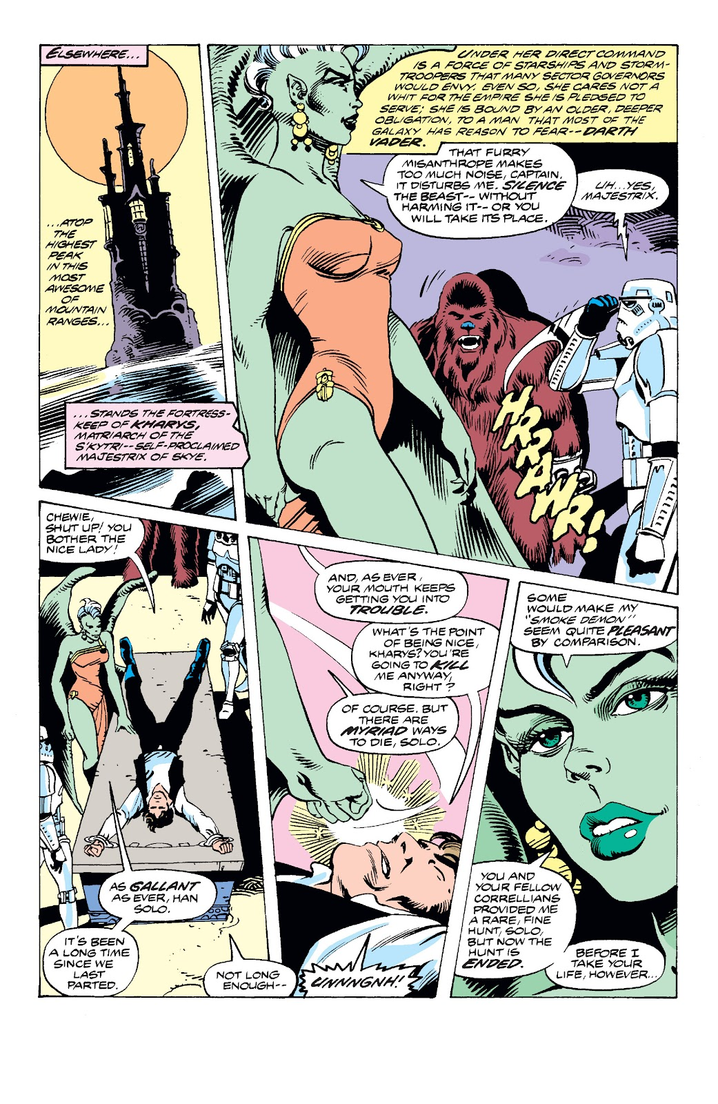 Read online Star Wars Legends: The Original Marvel Years - Epic Collection comic -  Issue # TPB 2 (Part 3) - 24