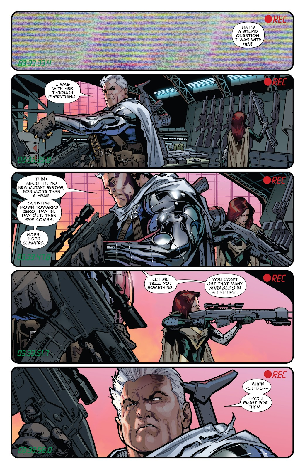Read online X-Men: Second Coming comic -  Issue # _TPB (Part 1) - 9