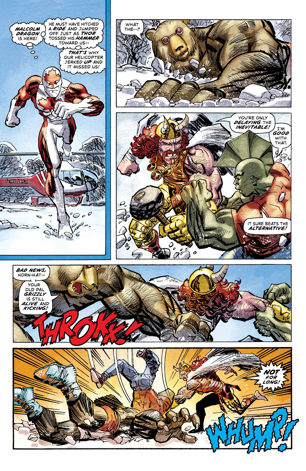 The Savage Dragon (1993) issue 257 - Page 18