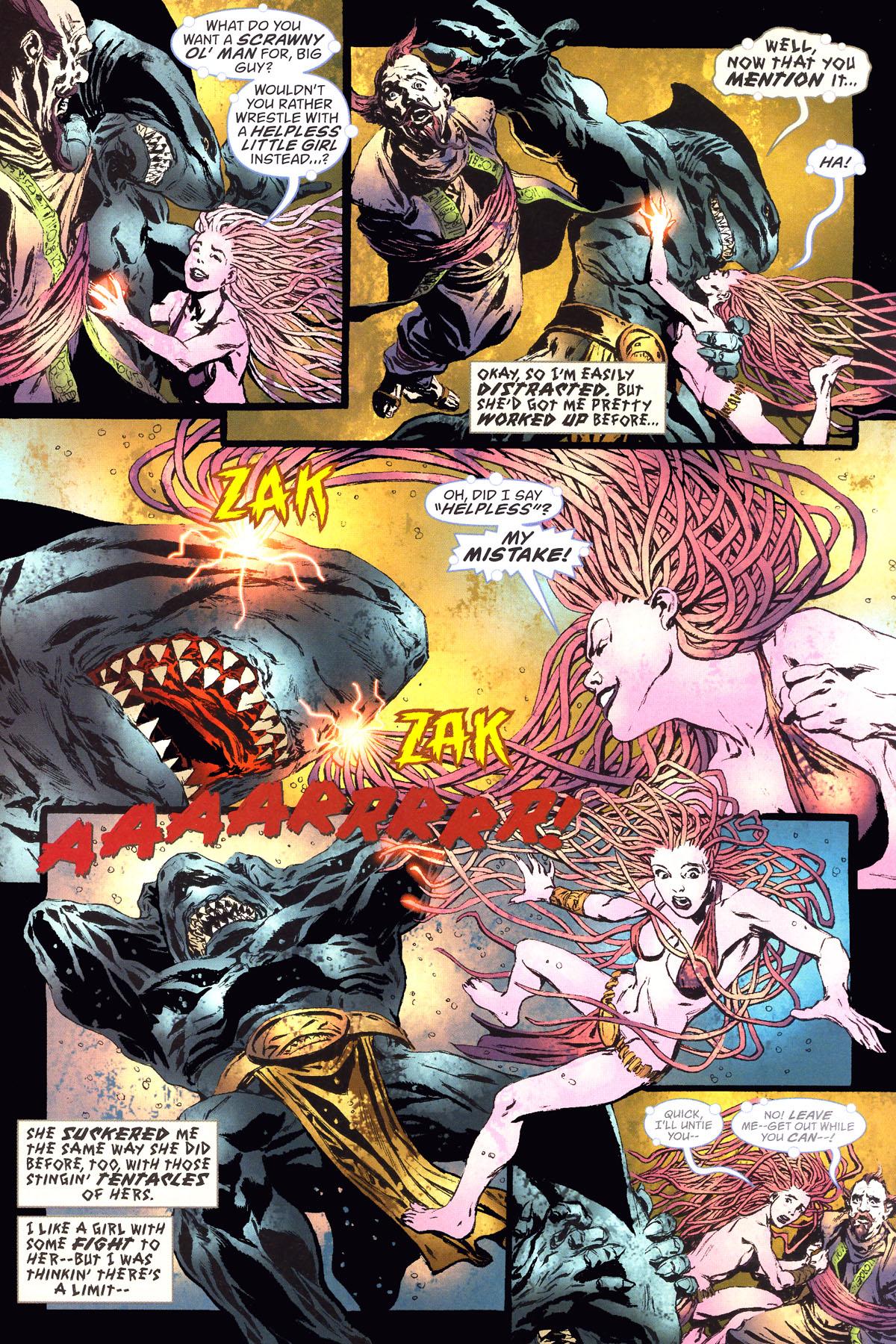 Read online Aquaman: Sword of Atlantis comic -  Issue #47 - 8