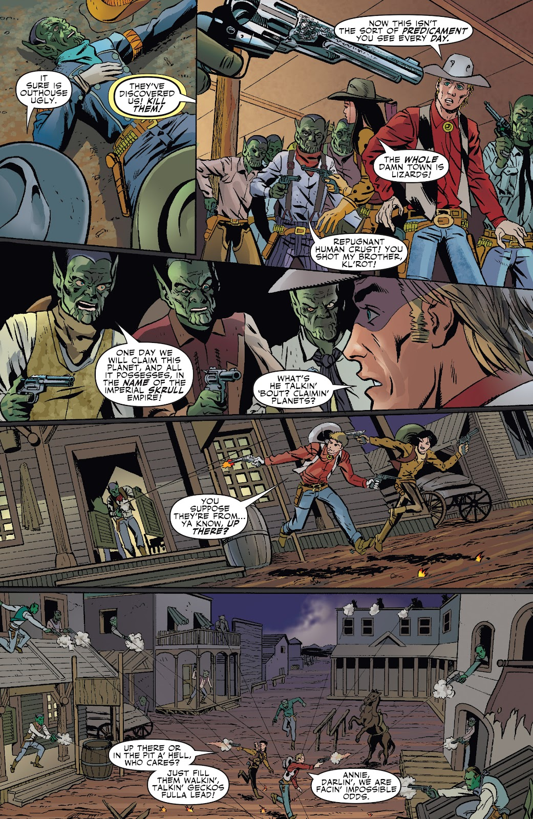 Read online Secret Invasion: Rise of the Skrulls comic -  Issue # TPB (Part 3) - 41