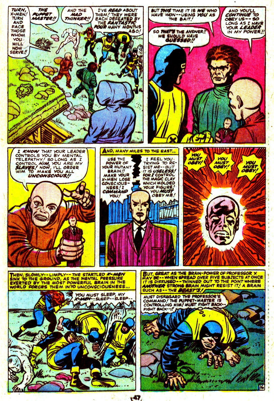 Giant-Size Fantastic Four issue 4 - Page 49