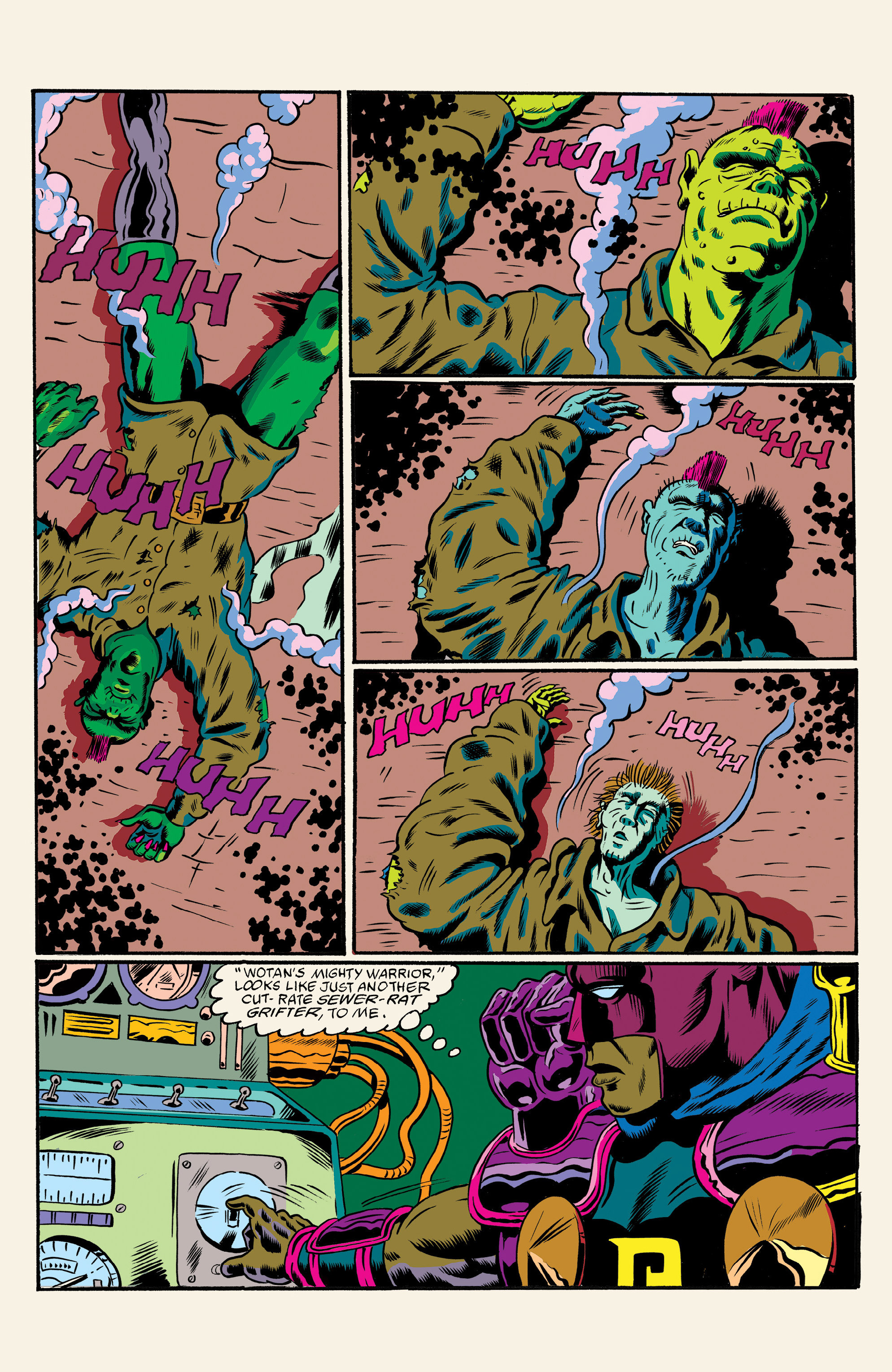 Read online All Time Comics: Crime Destroyer comic -  Issue #1 - 29