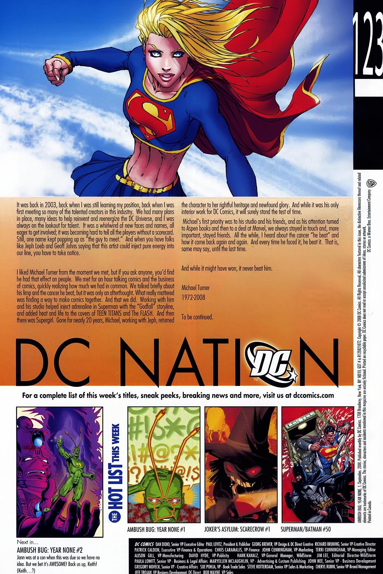 Read online Ambush Bug: Year None comic -  Issue #1 - 24
