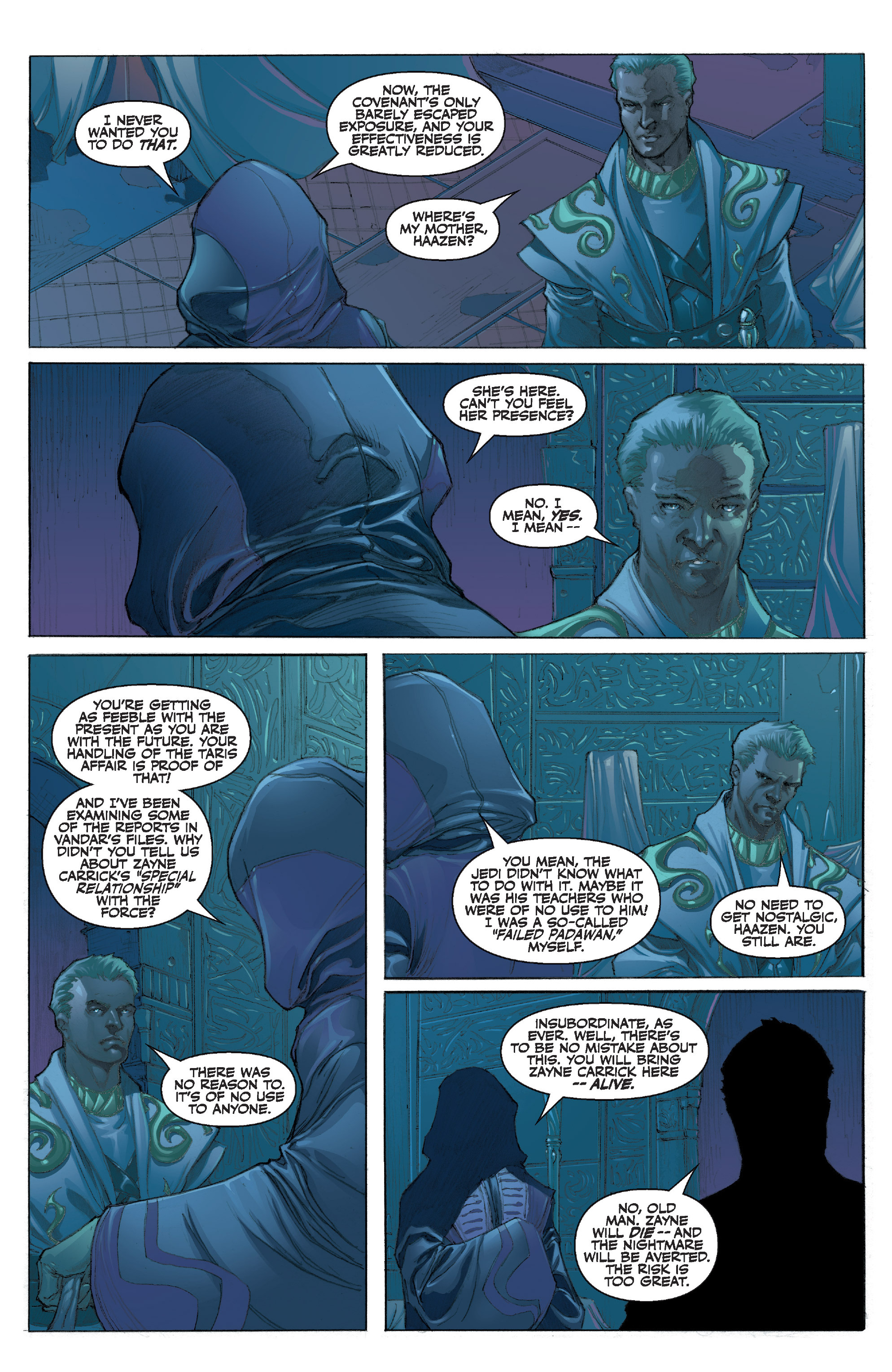 Read online Star Wars Omnibus comic -  Issue # Vol. 29 - 228