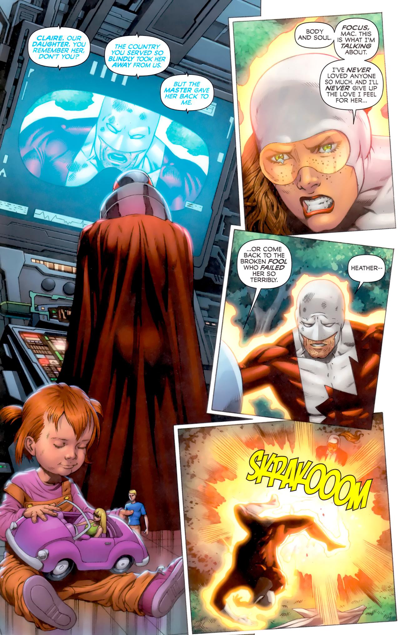 Read online Alpha Flight (2011) comic -  Issue #8 - 7