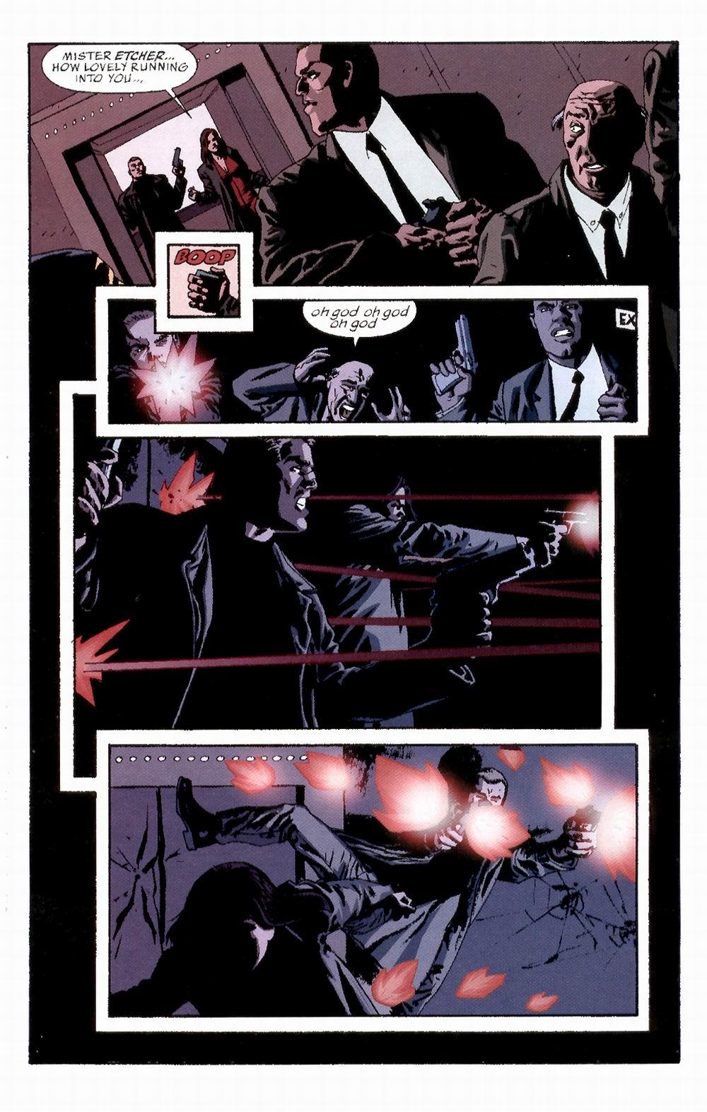 Read online Sleeper comic -  Issue #3 - 11