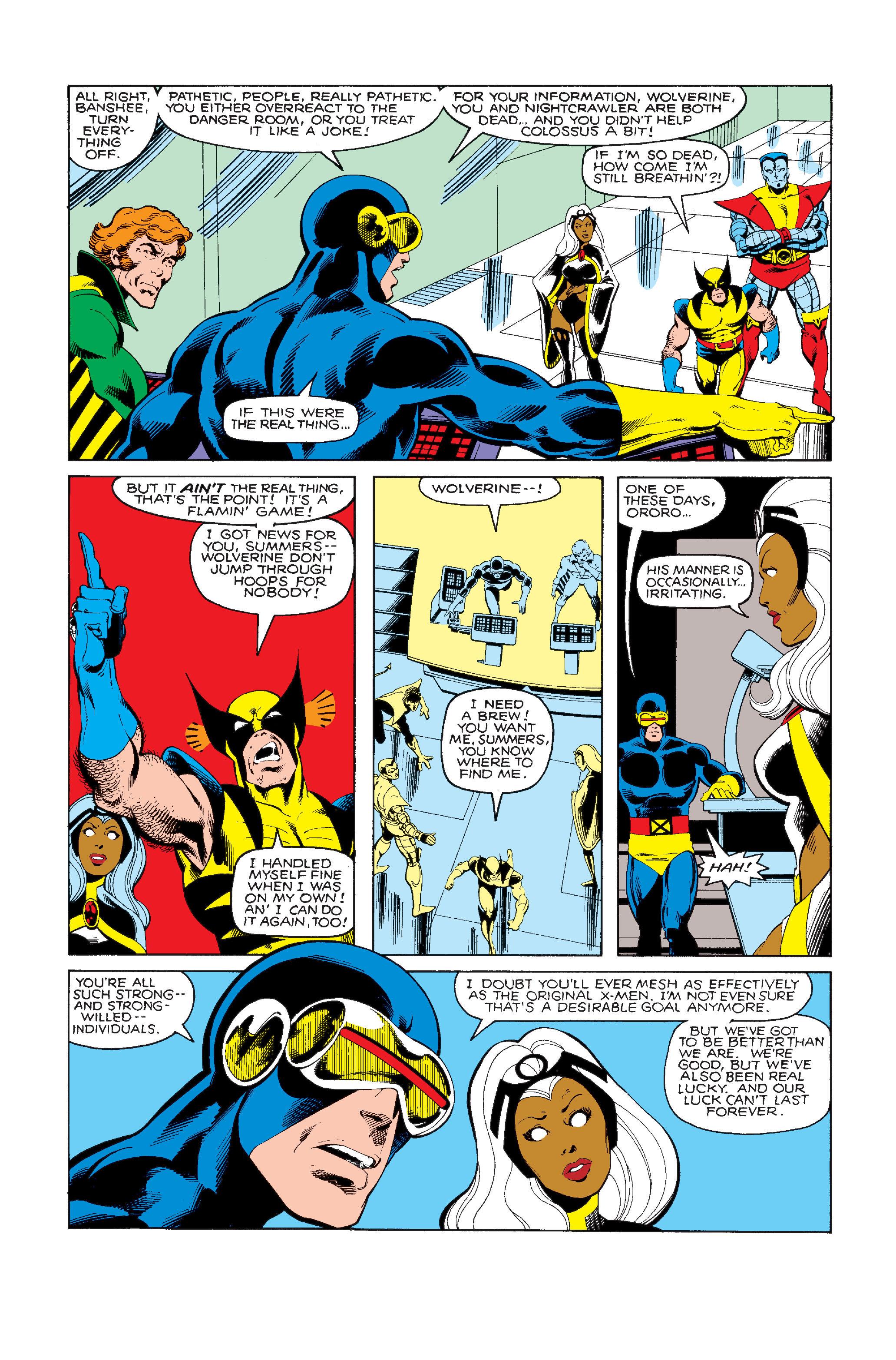 Uncanny X-Men (1963) 125 Page 6