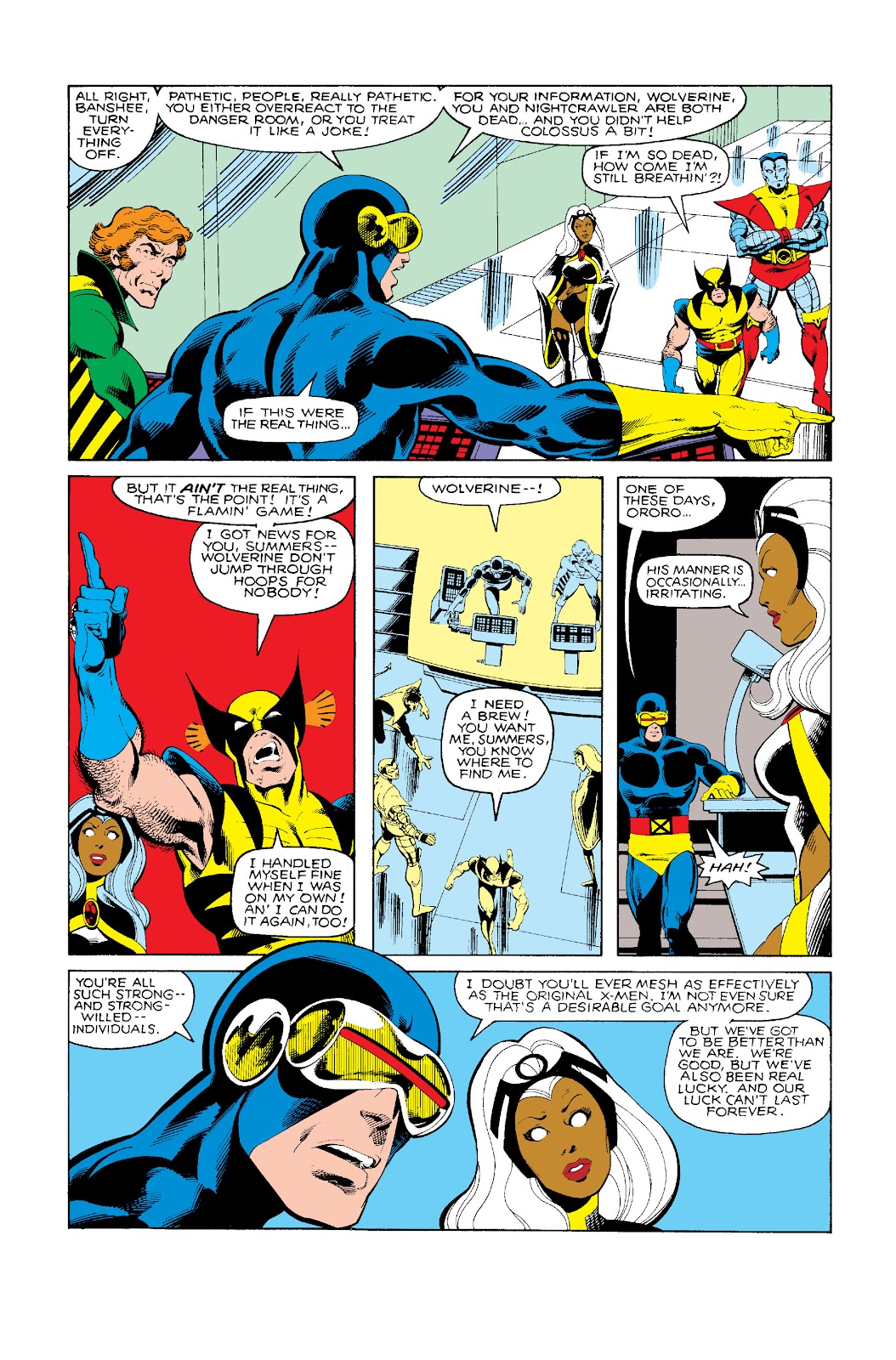 Uncanny X-Men (1963) issue 125 - Page 7