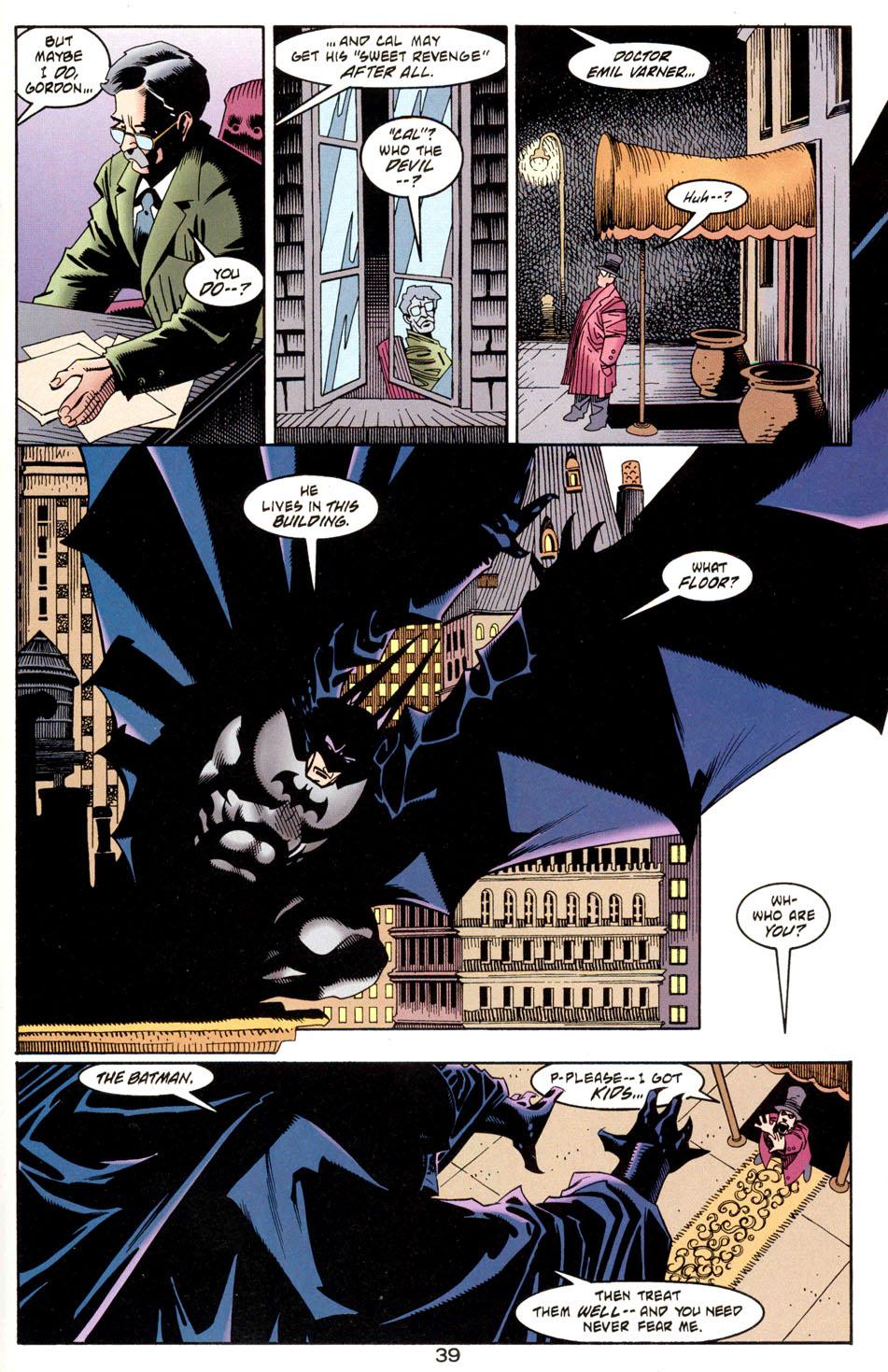 Read online Batman: Haunted Gotham comic -  Issue #1 - 41