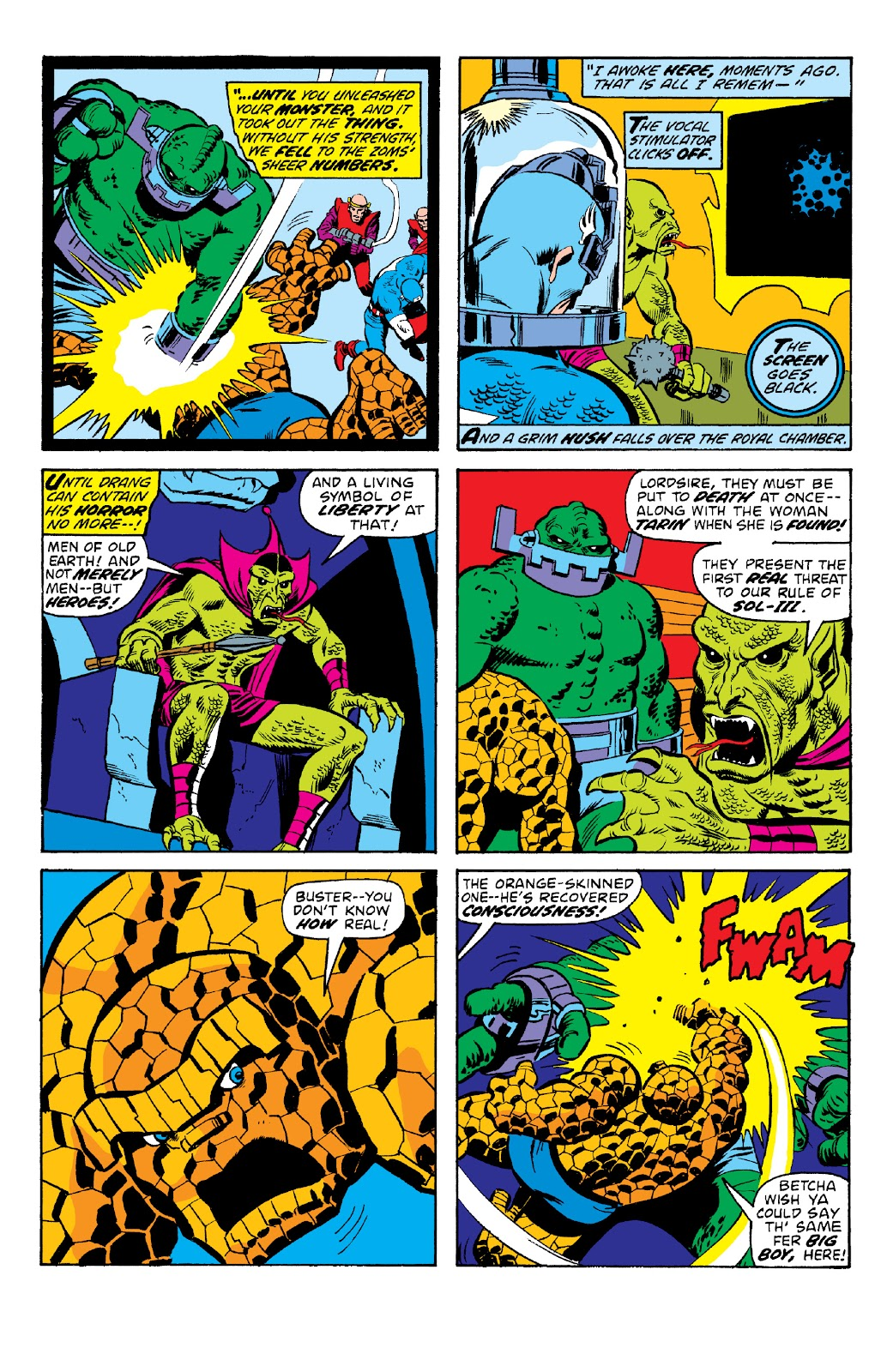 Read online Marvel Two-In-One Epic Collection: Cry Monster comic -  Issue # TPB (Part 2) - 27