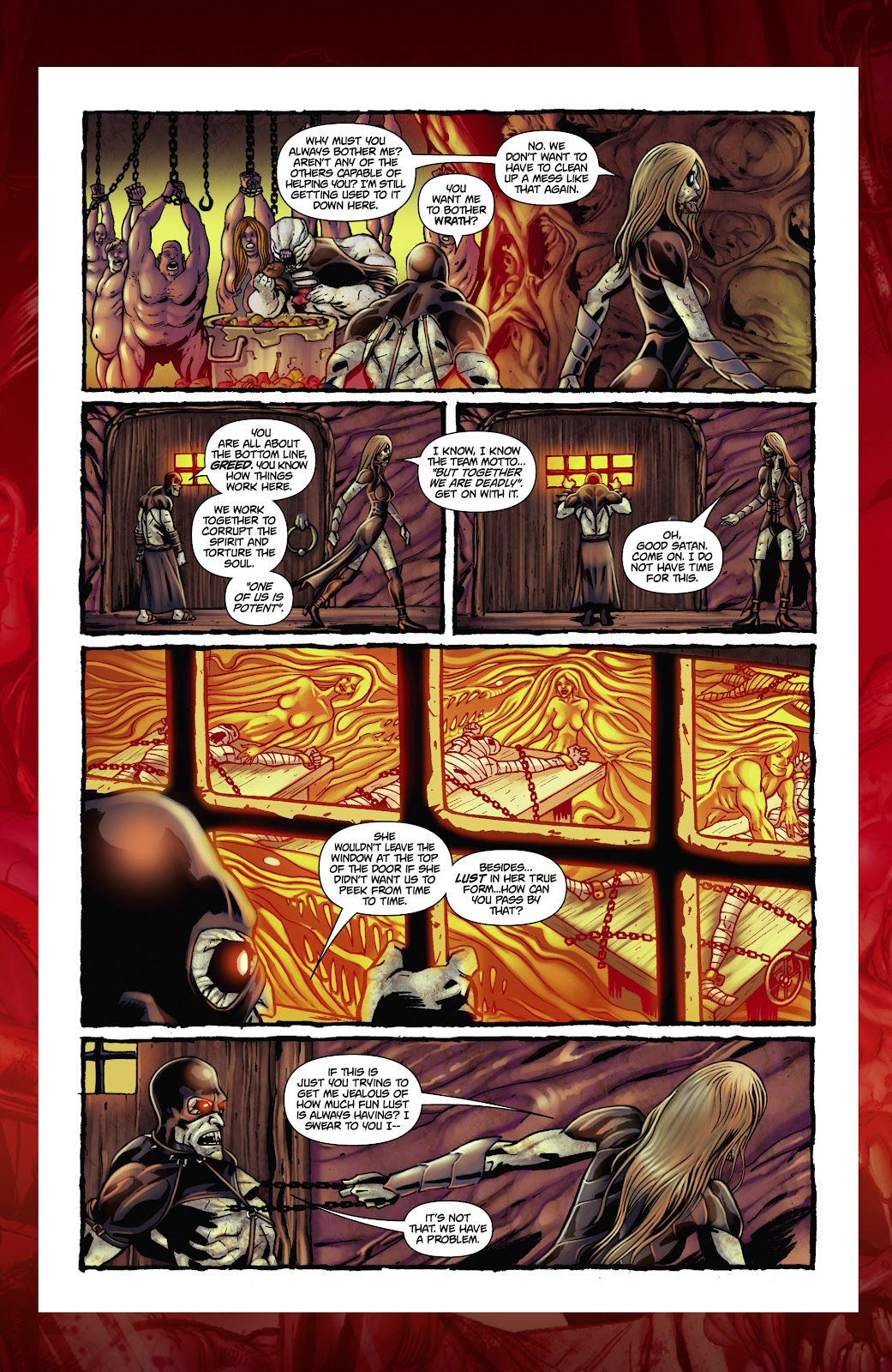 Army of Darkness: The Long Road Home issue TPB - Page 115