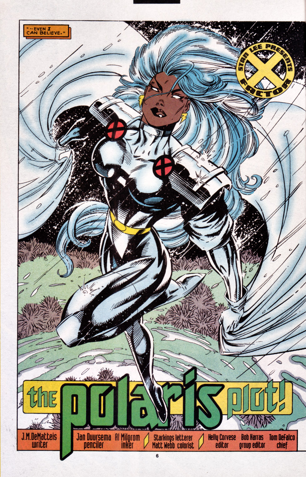 Read online X-Factor (1986) comic -  Issue #102 - 5
