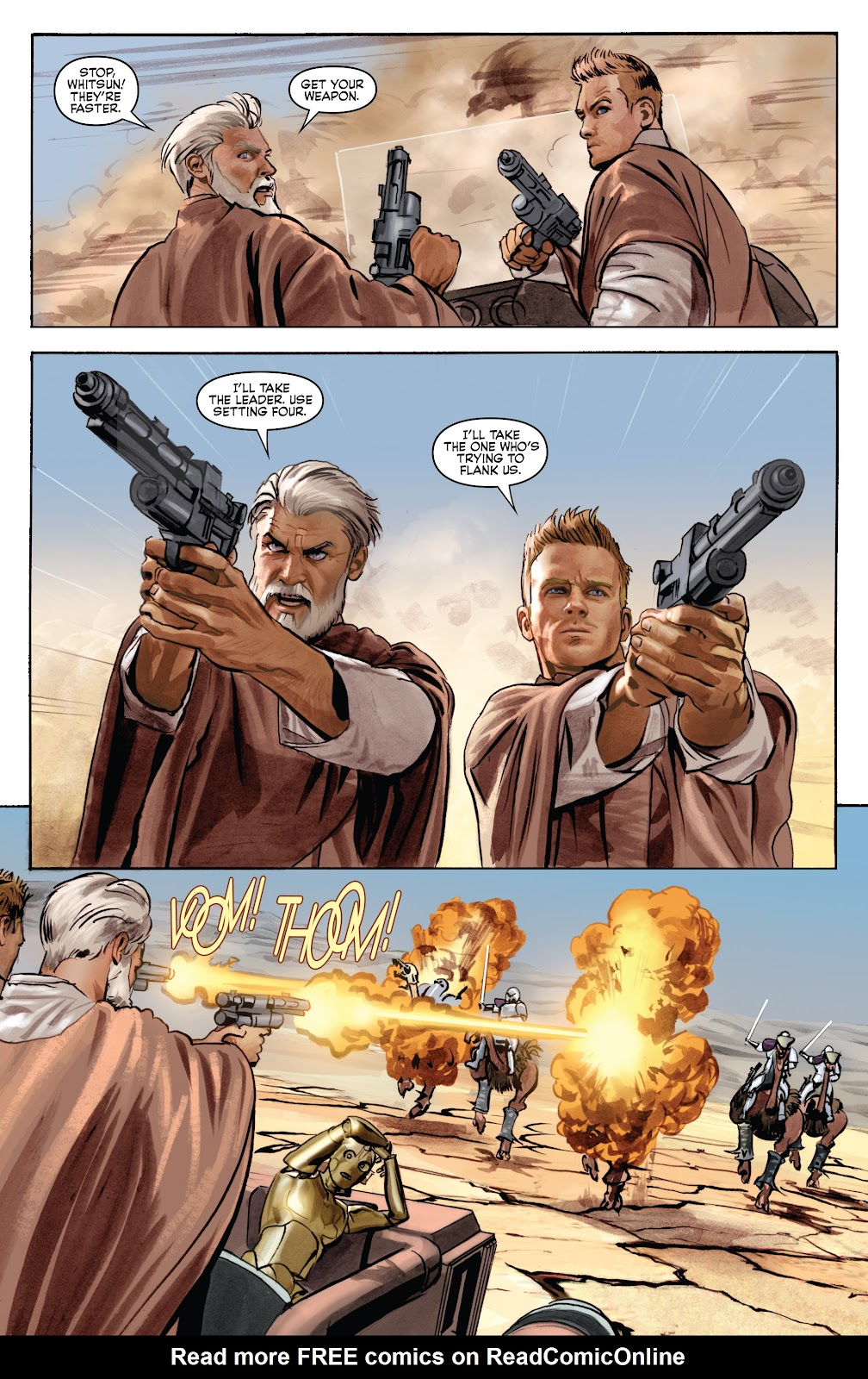 Read online Star Wars Legends: Infinities - Epic Collection comic -  Issue # TPB (Part 4) - 74
