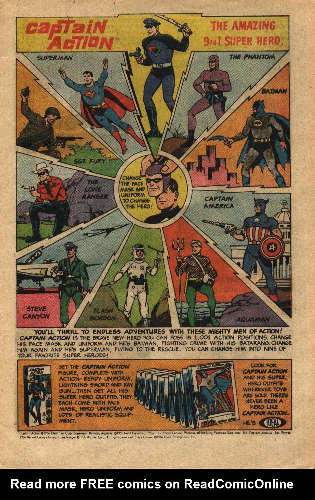 Read online Adventure Comics (1938) comic -  Issue #352 - 9