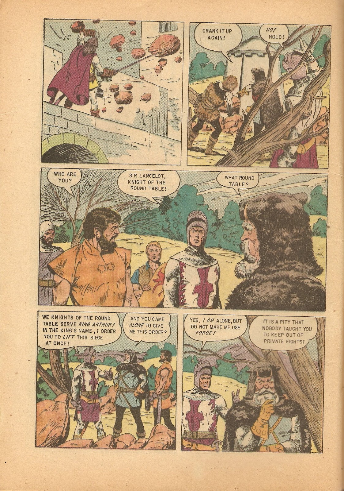 Four Color Comics issue 775 - Page 24