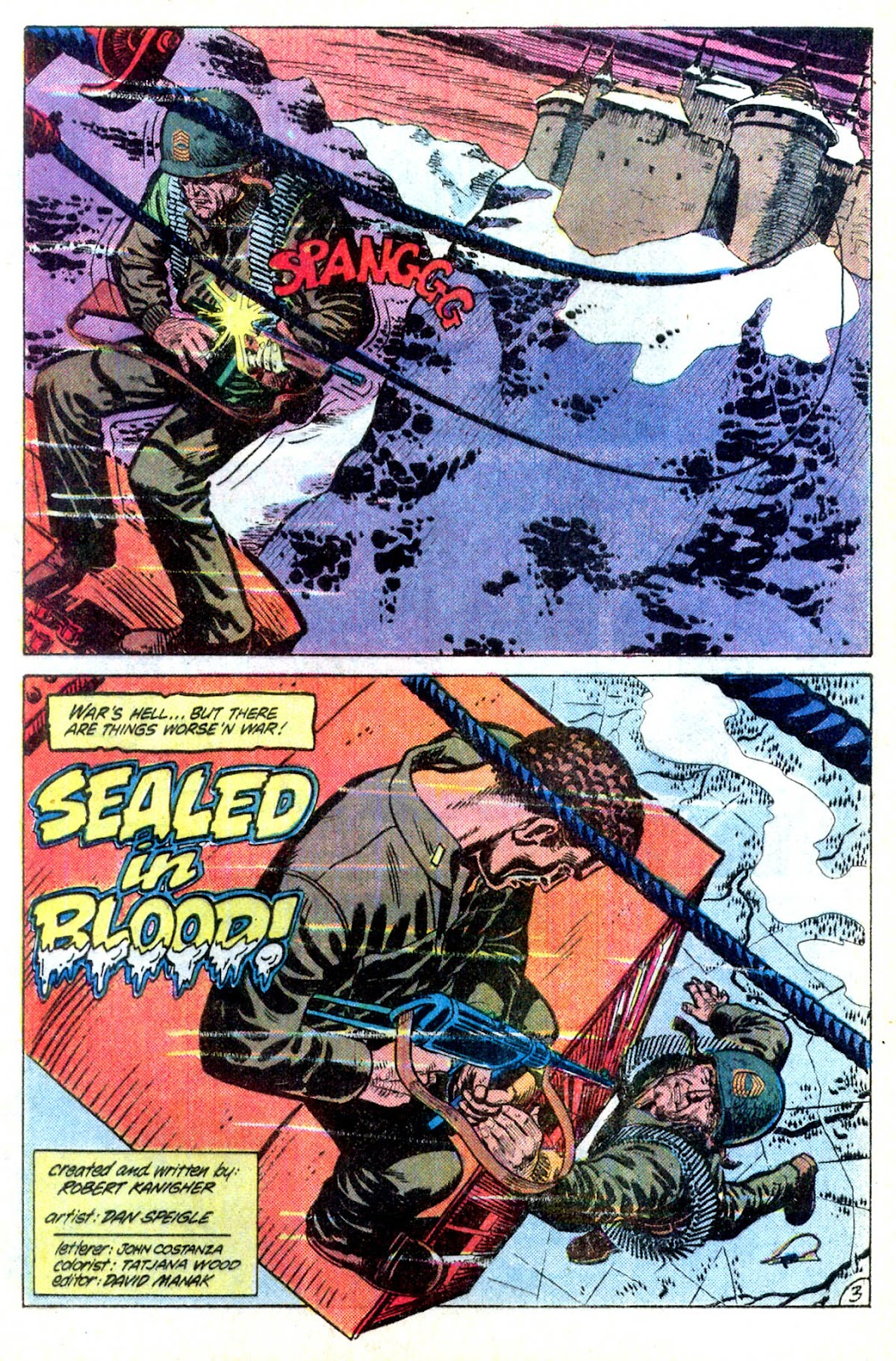 Sgt. Rock issue Annual 2 - Page 5