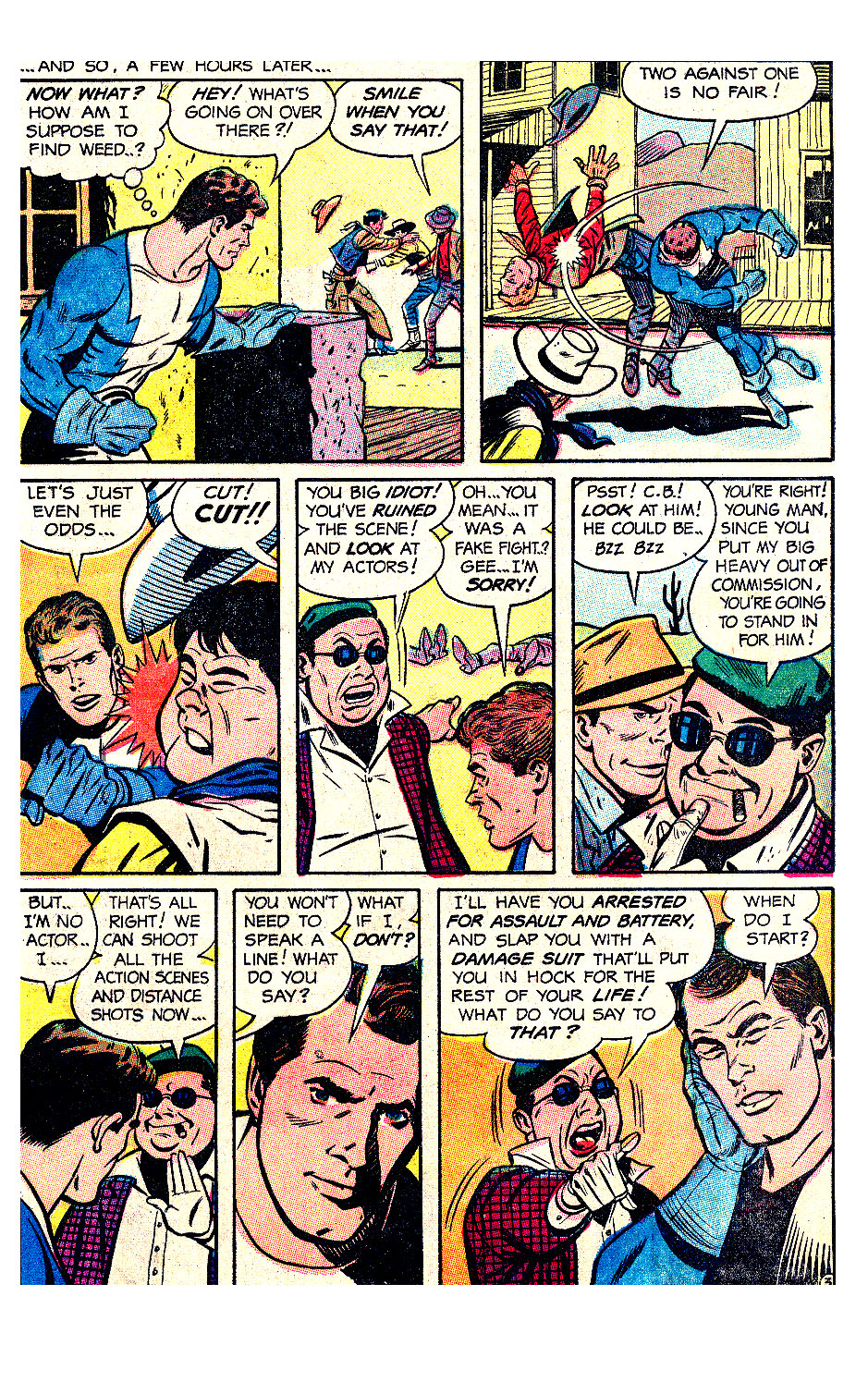 T.H.U.N.D.E.R. Agents (1965) issue 17 - Page 28